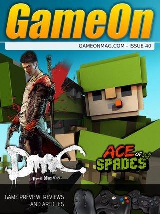GameOn 040 (February 2013)