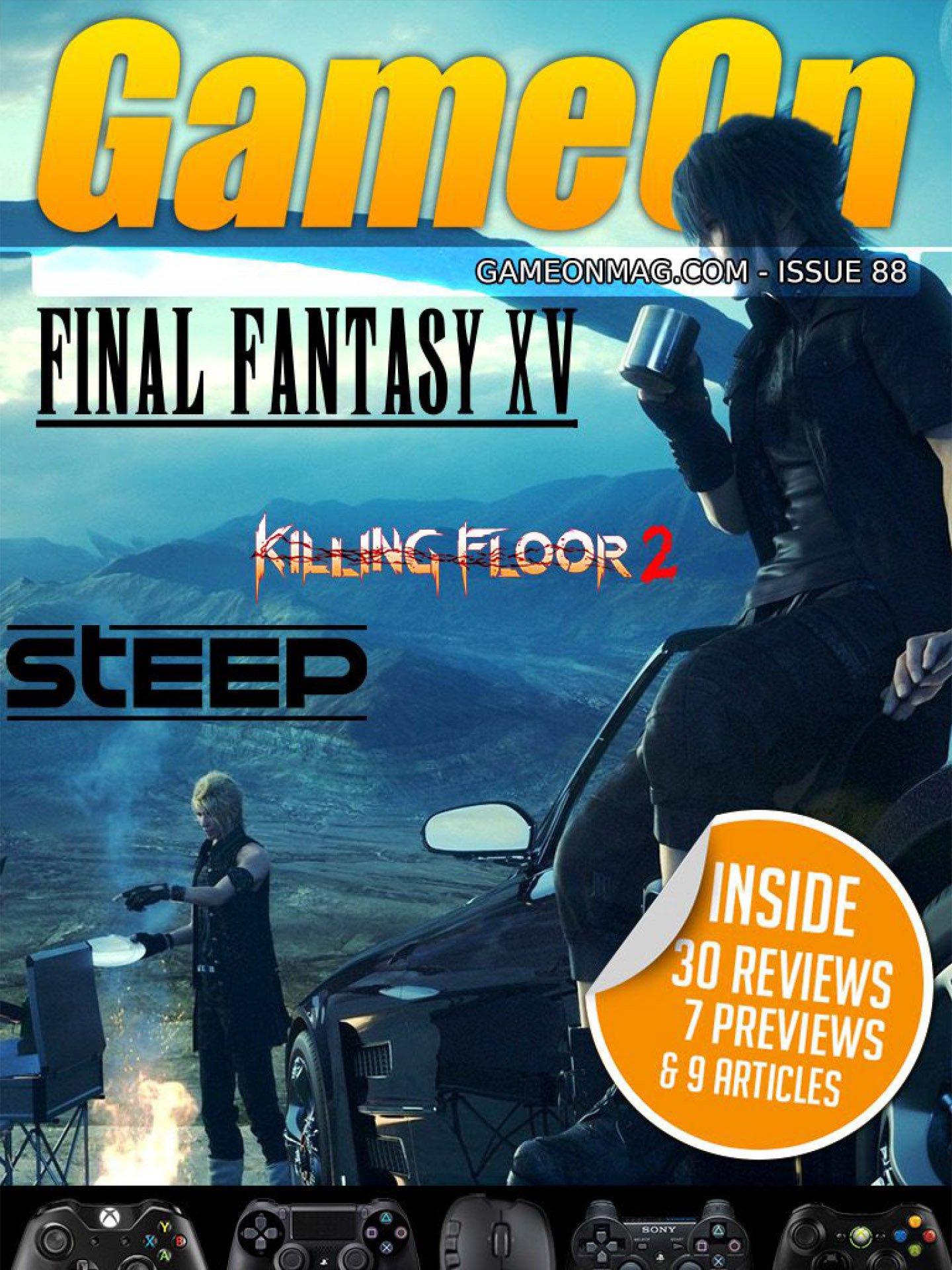GameOn 088 (February 2017)