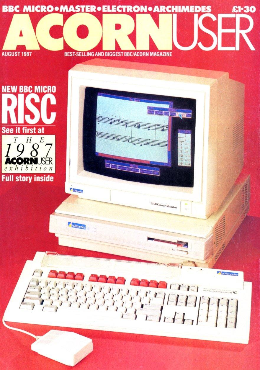 Acorn User 061 (August 1987)