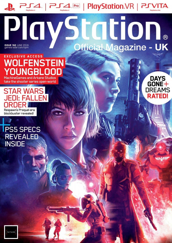 Playstation Official Magazine UK 162 (June 2019)