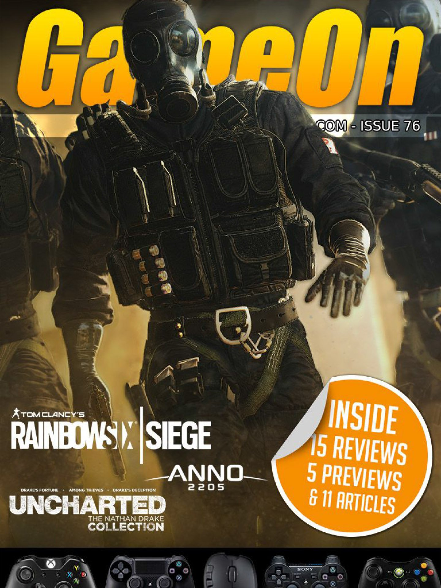 GameOn 076 (February 2016)