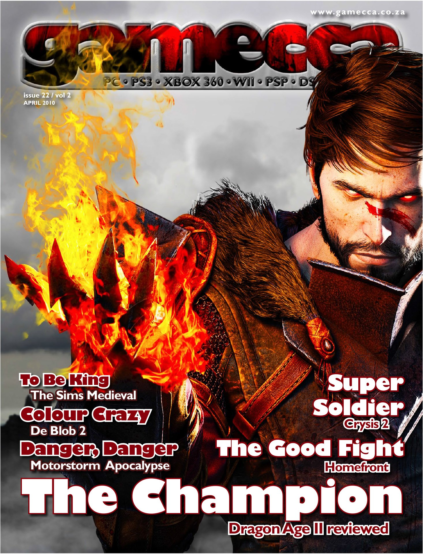 Gamecca 022 (April 2011)