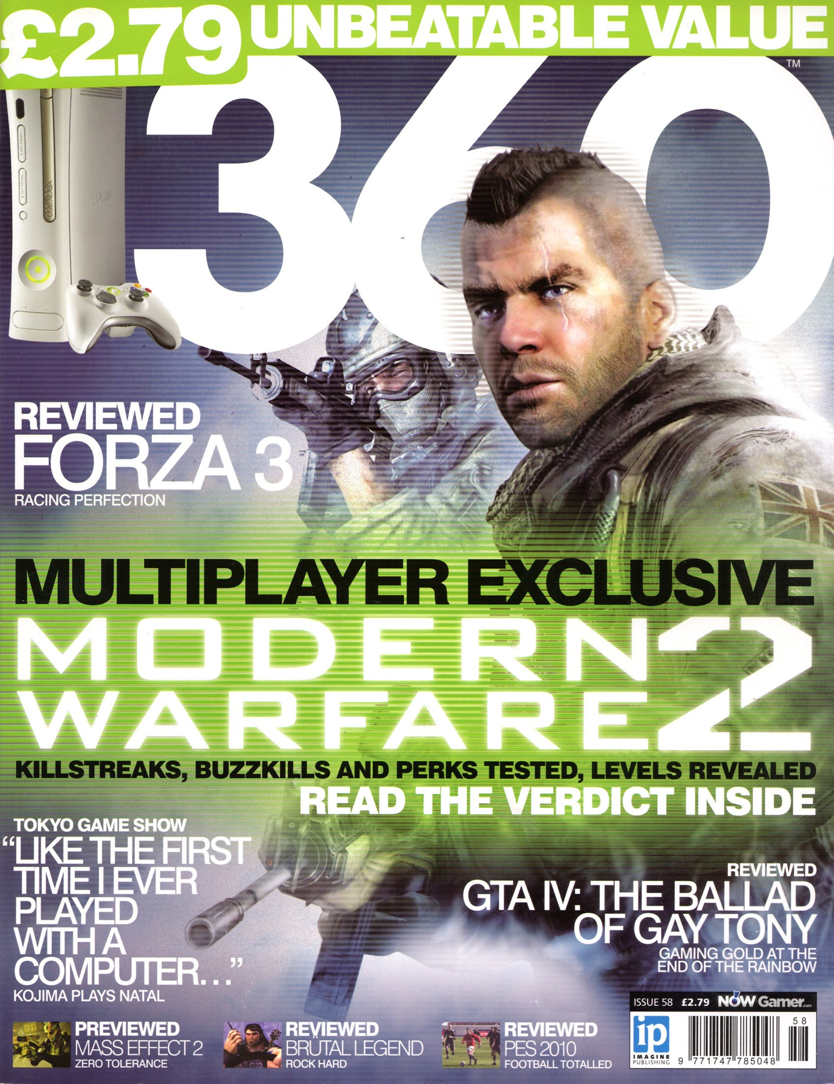 360 Issue 058 (January 2010)