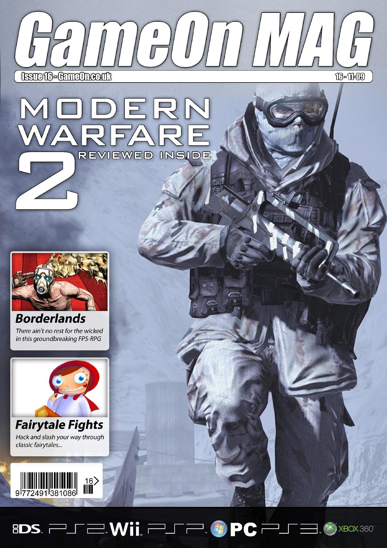 GameOn 016 (November 2009)