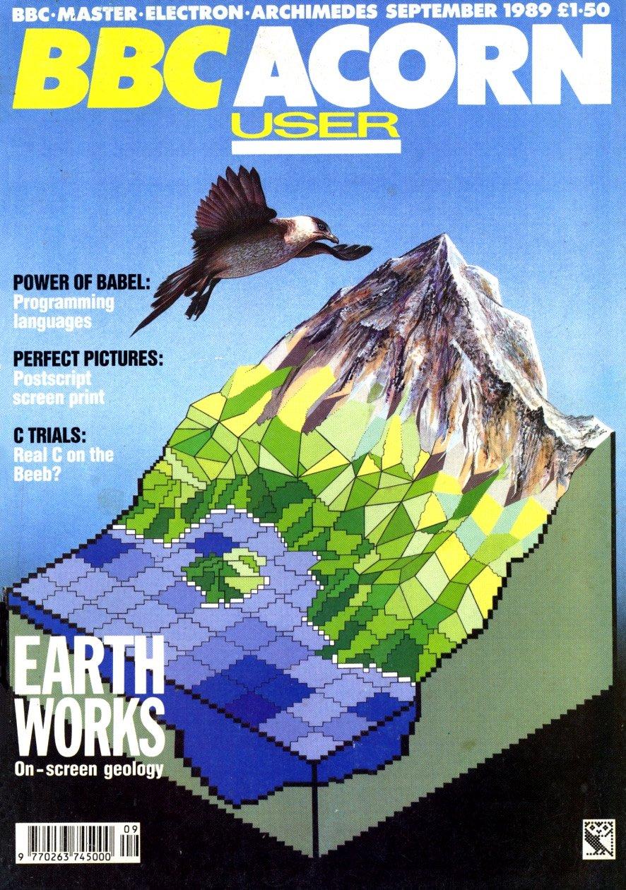 Acorn User 086 (September 1989)