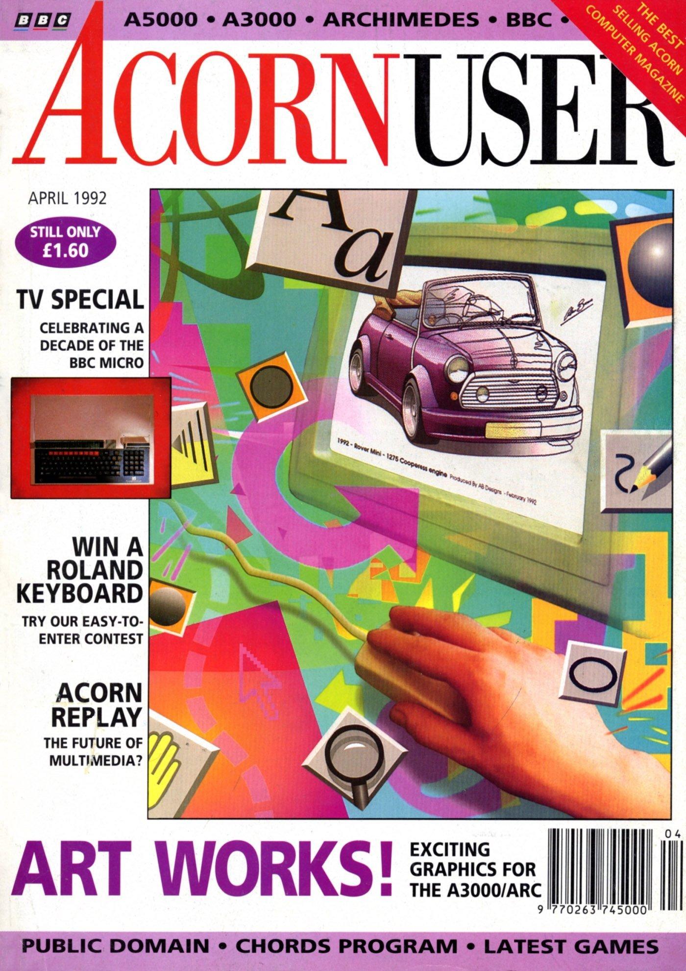 Acorn User 117 (April 1992)