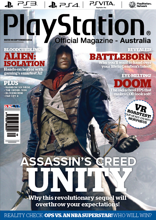 PlayStation Official Magazine Issue 098 (September 2014)