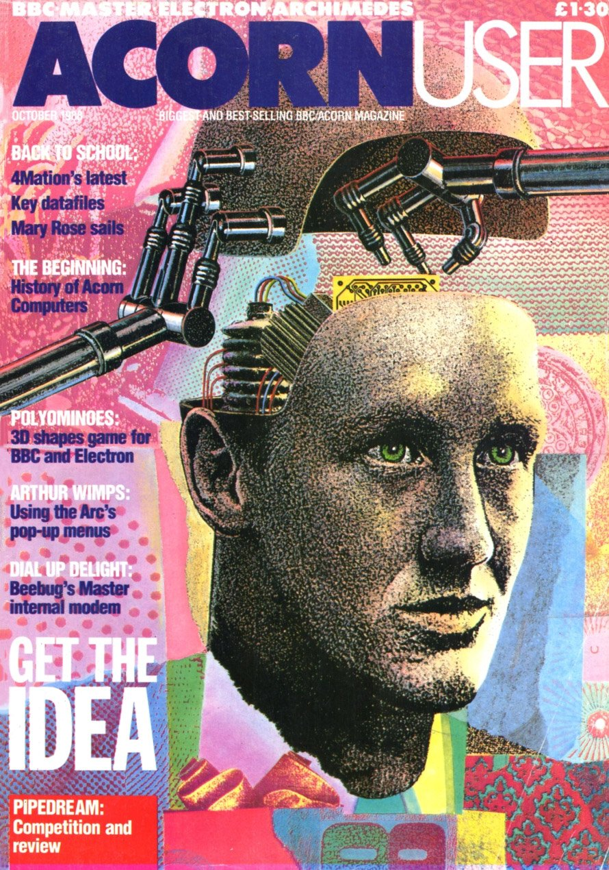 Acorn User 075 (October 1988)