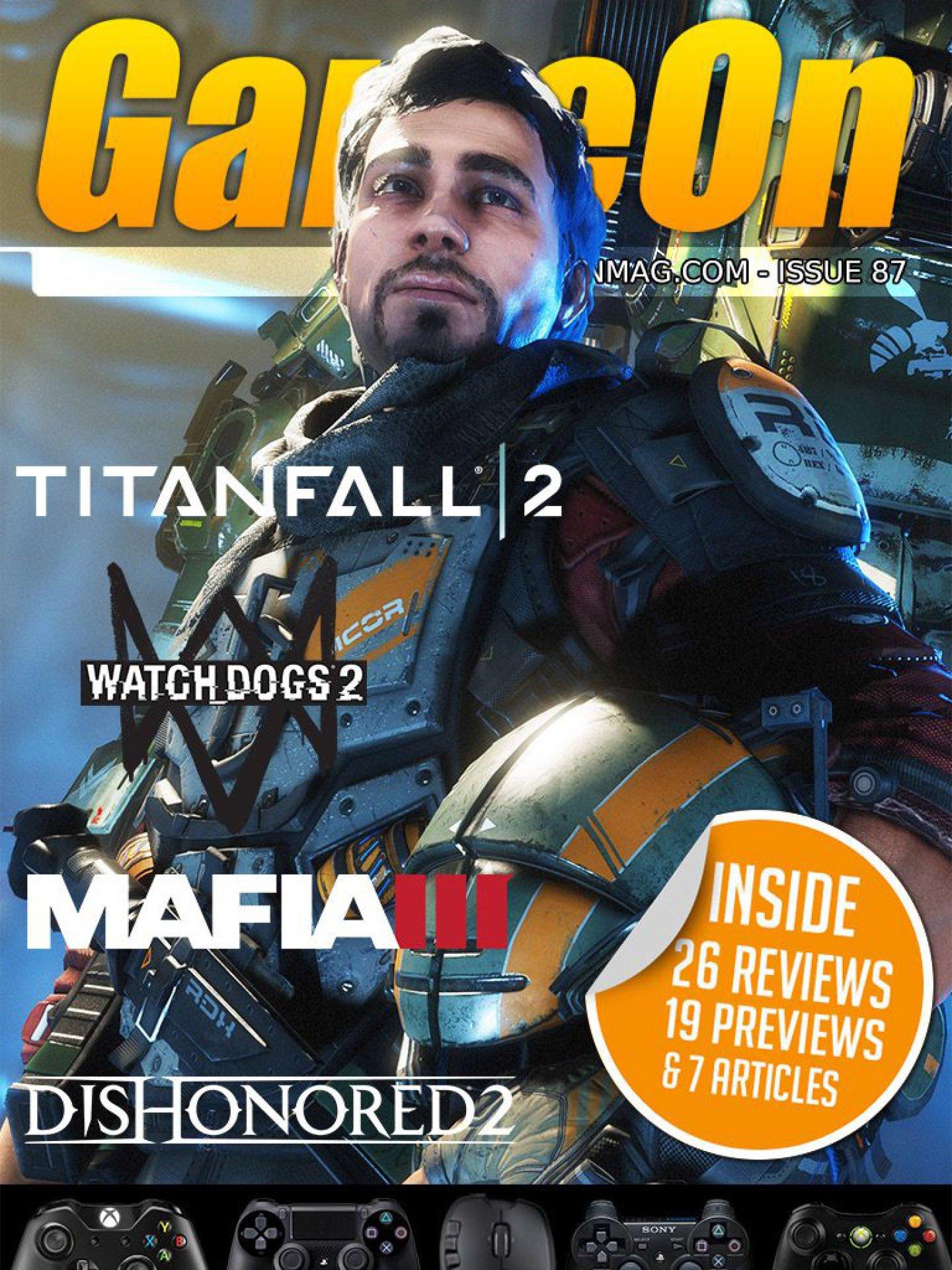 GameOn 087 (January 2017)