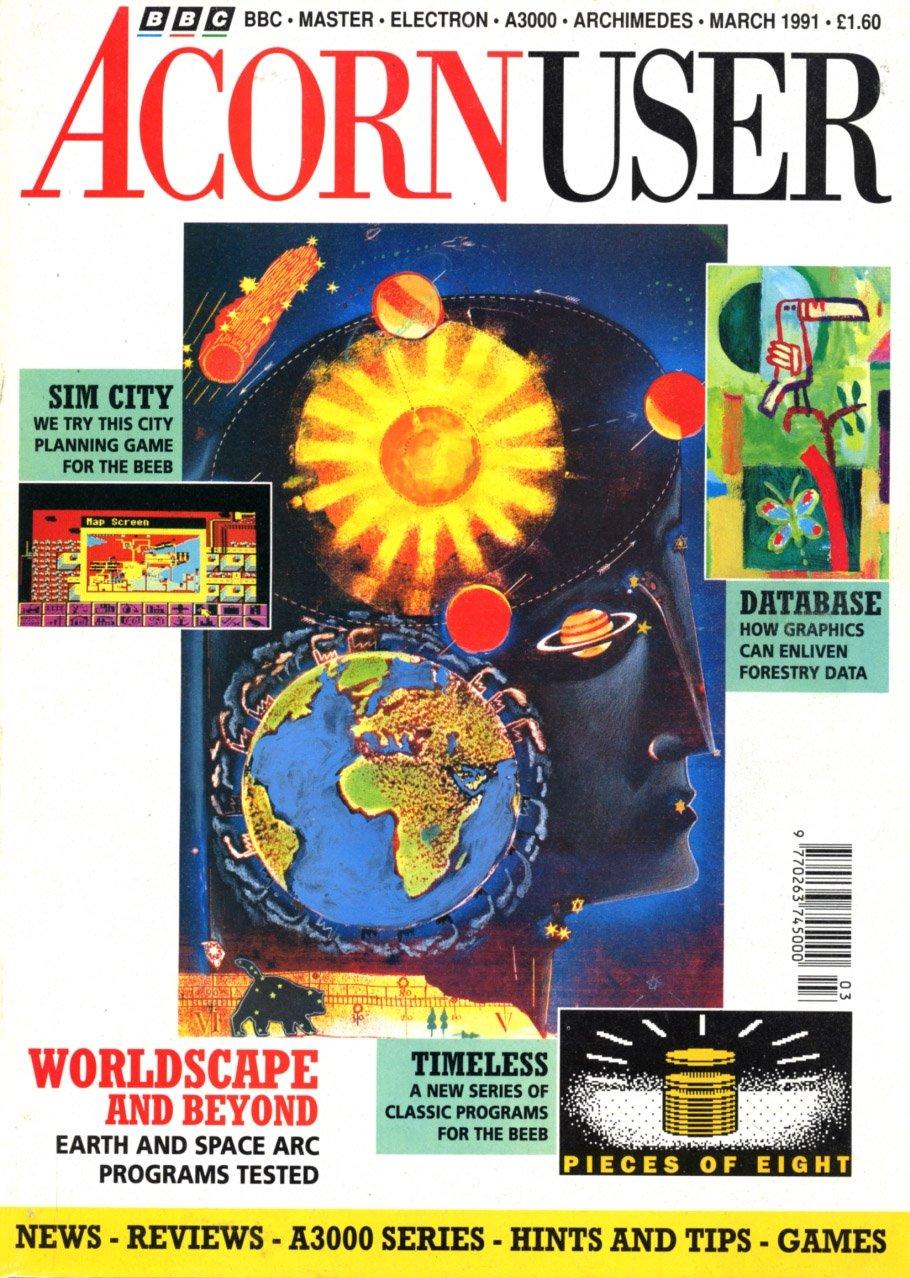 Acorn User 104 (March 1991)