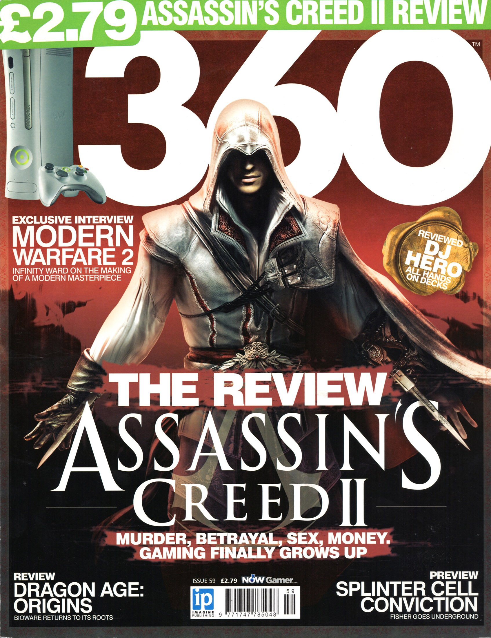 360 Issue 059 (February 2010)