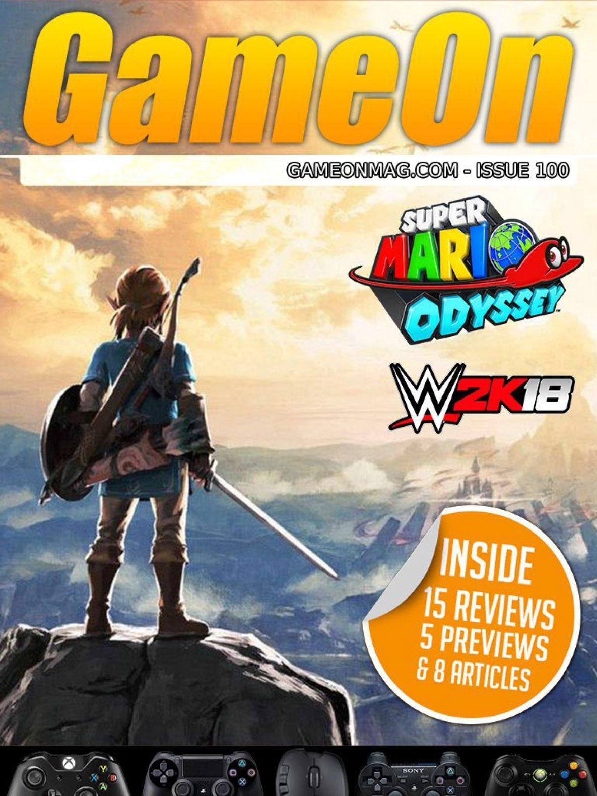 GameOn 100 (February 2018)