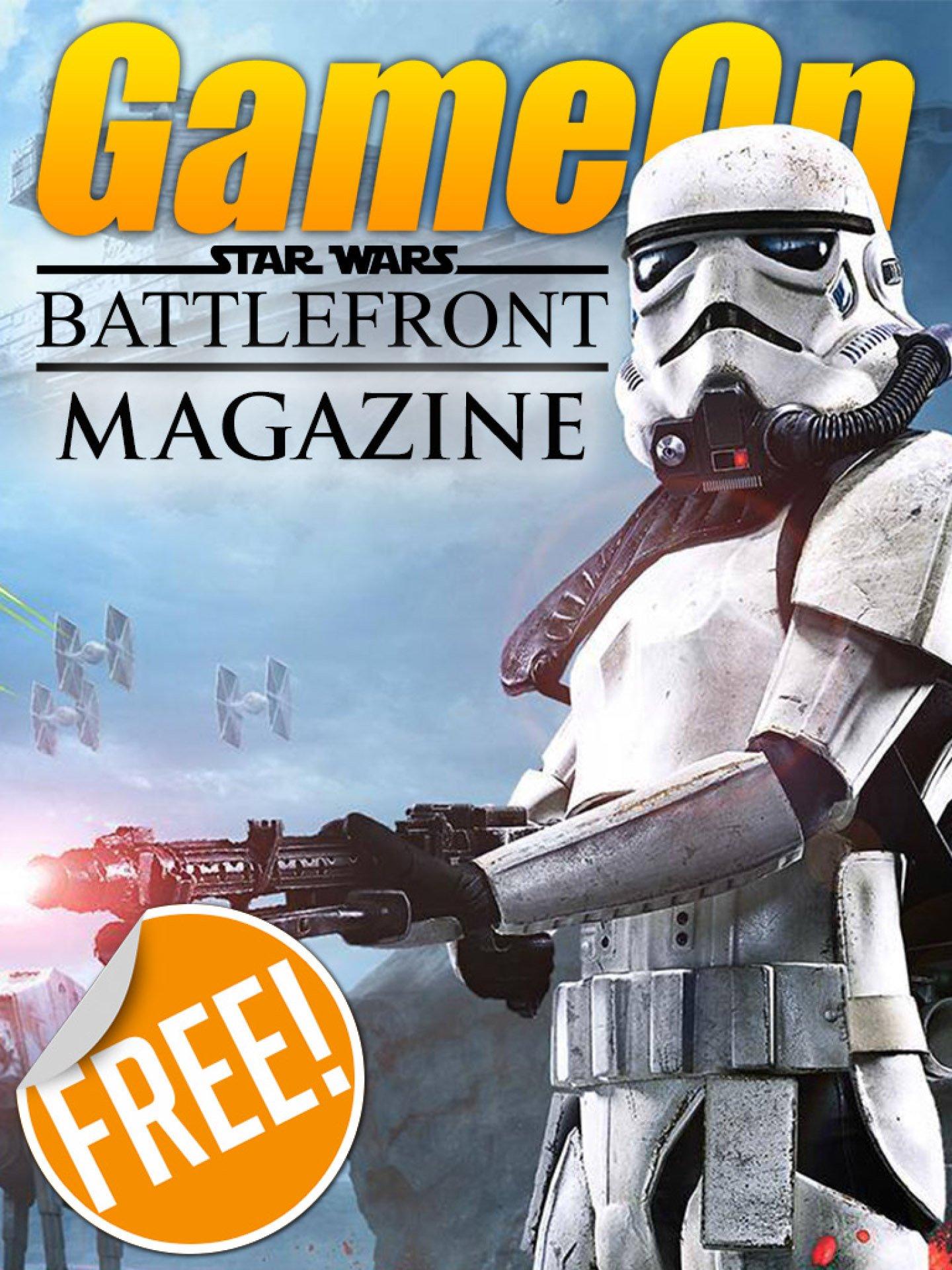 GameOn Star Wars Battlefront Magazine (2015)