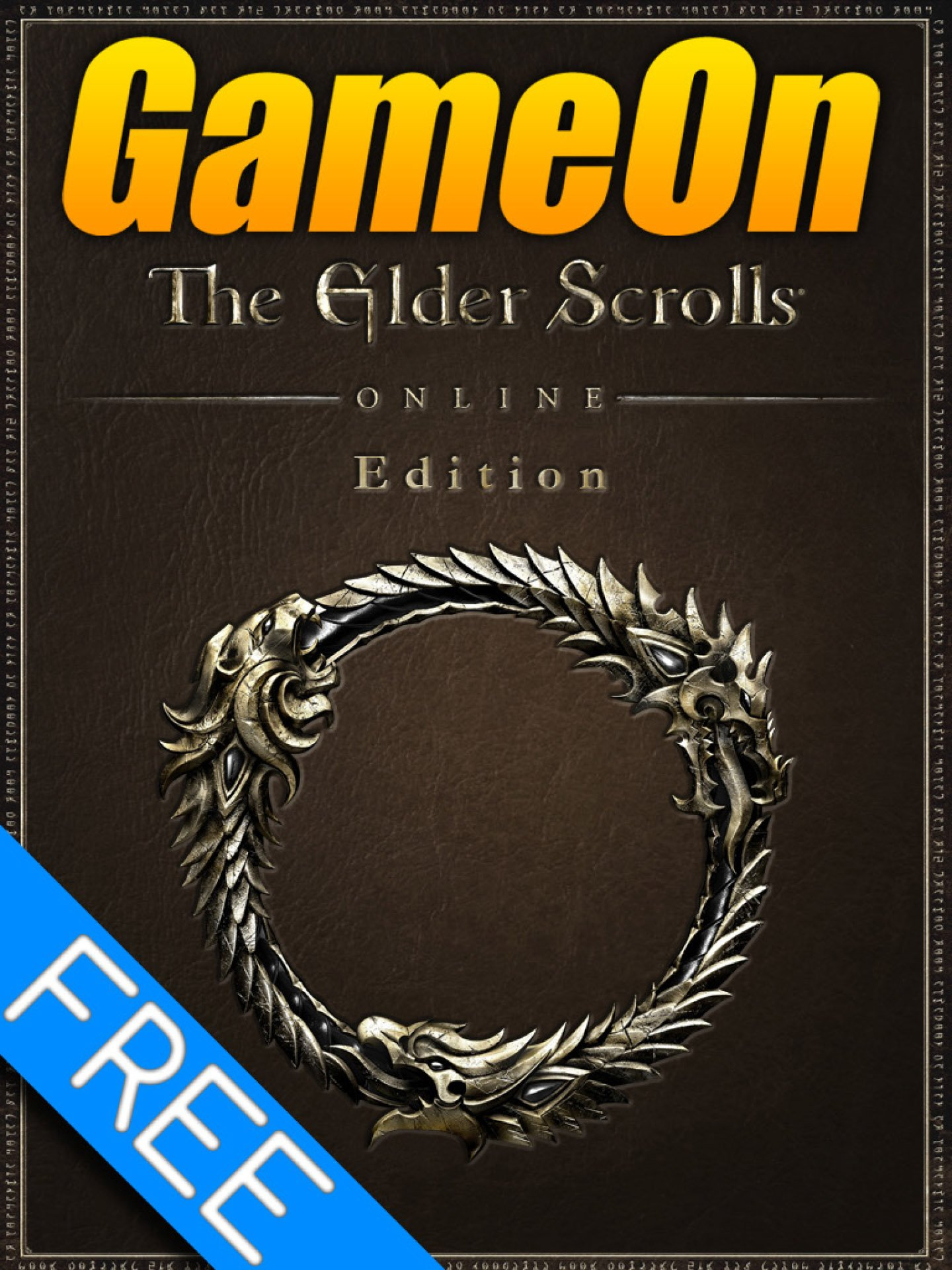 GameOn The Elder Scrolls Online Edition