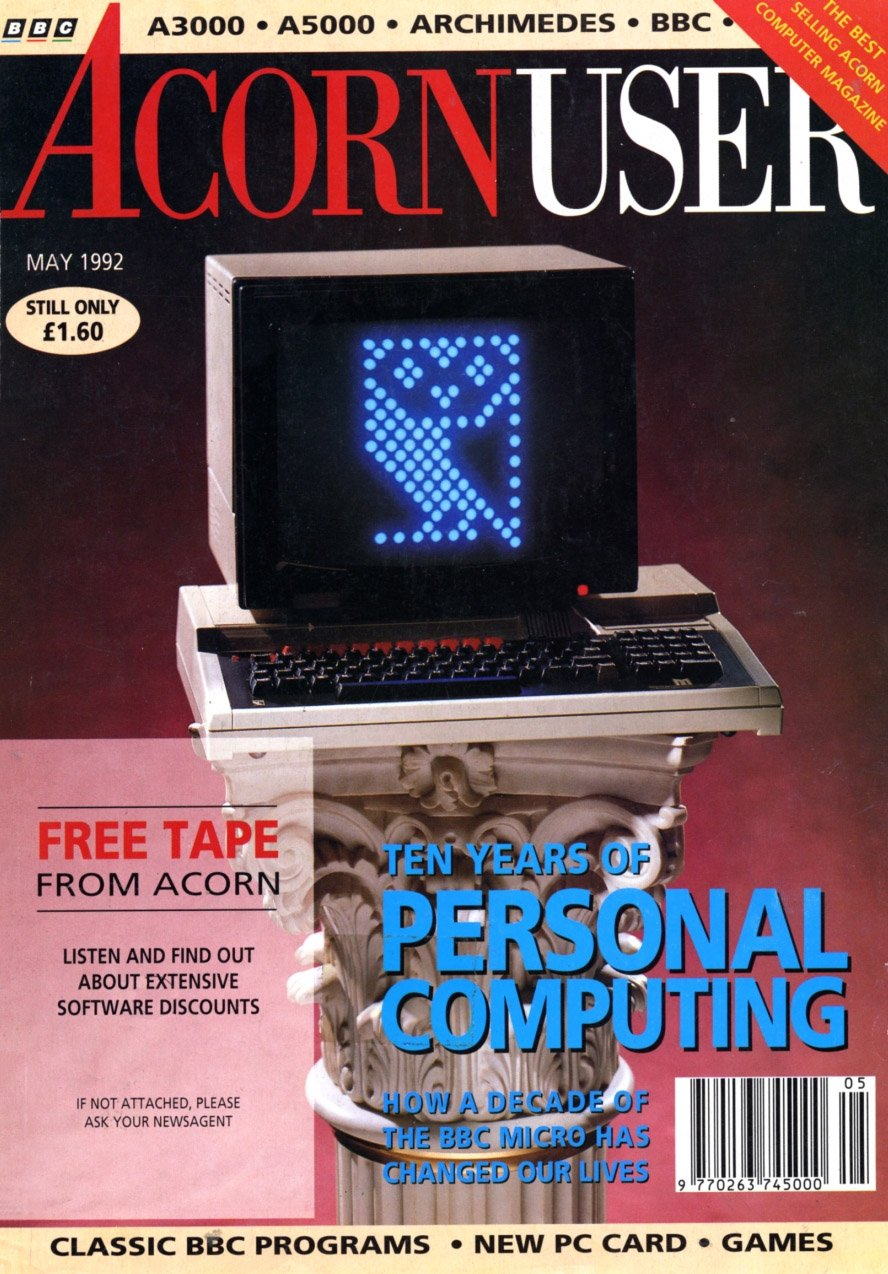 Acorn User 118 (May 1992)