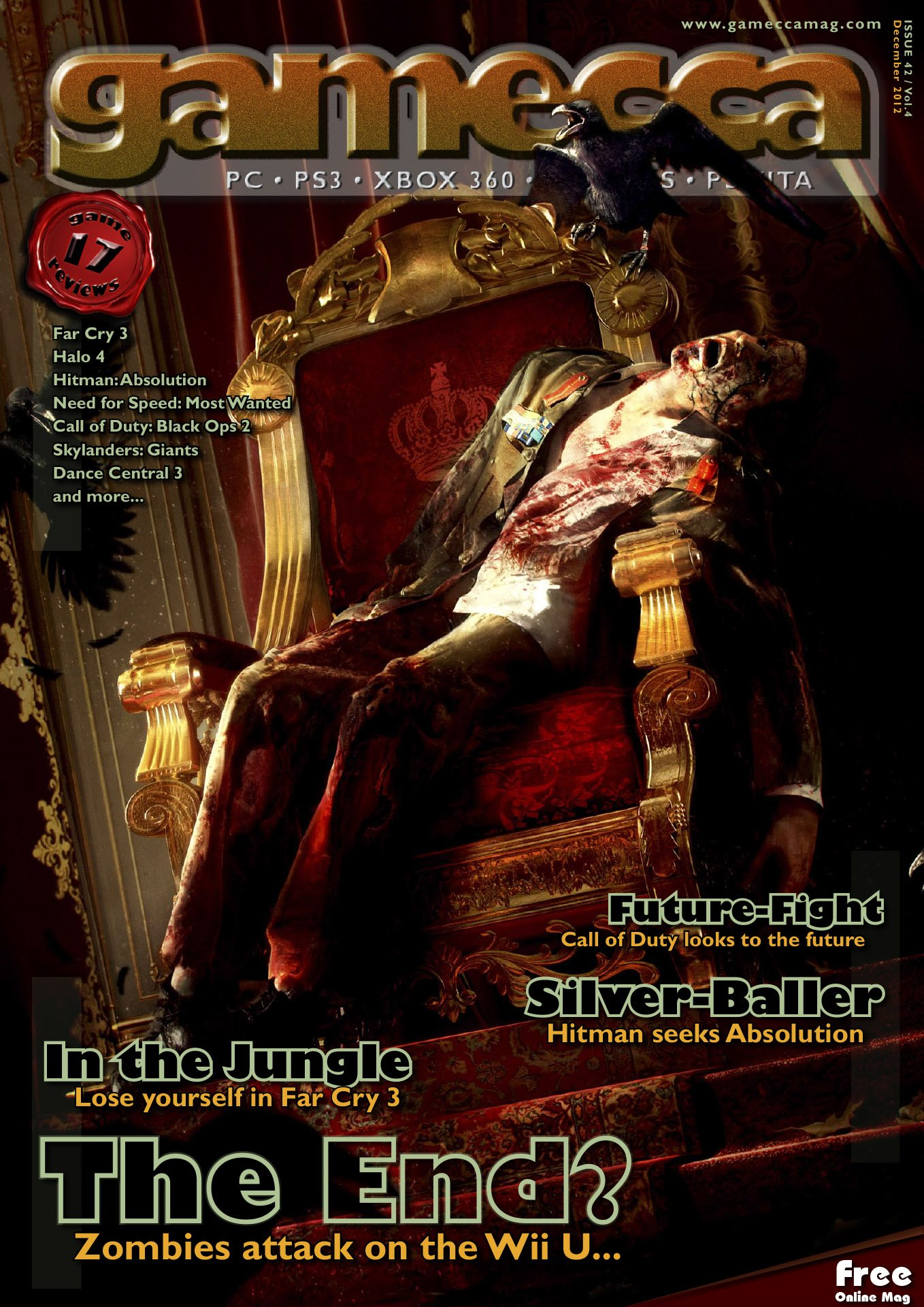Gamecca 042 (December 2012)