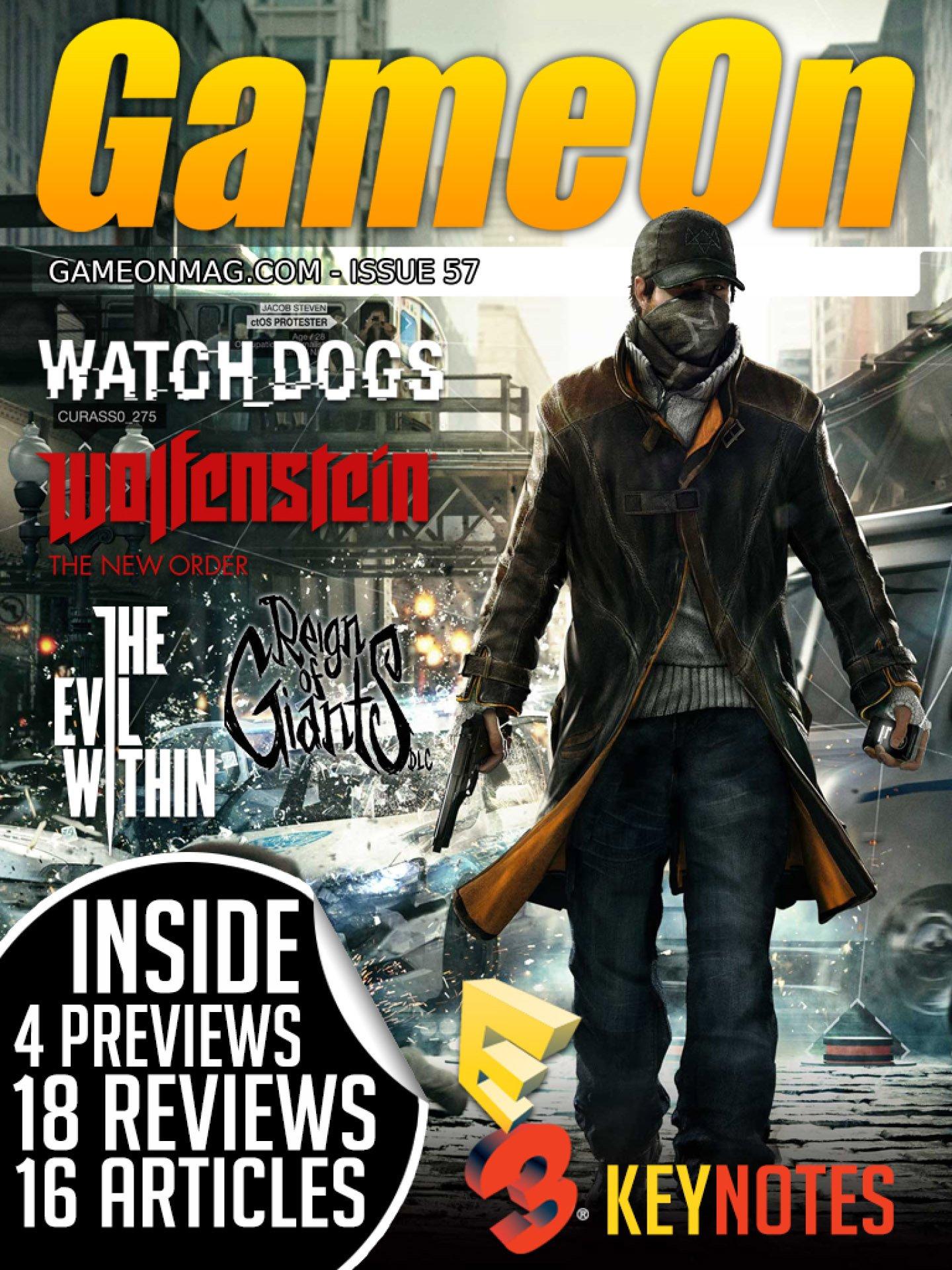 GameOn 057 (July 2014)