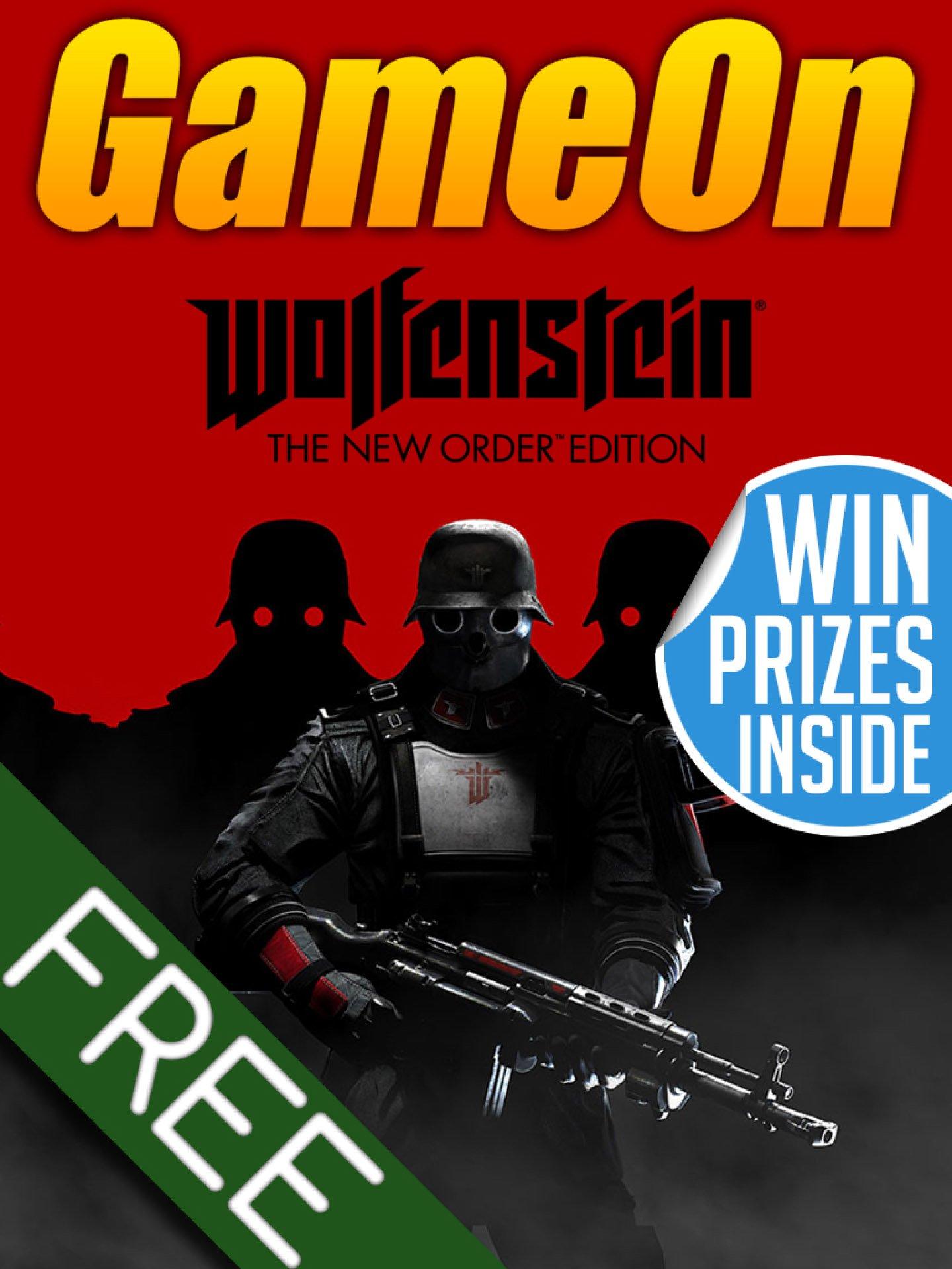 GameOn Wolfenstein: The New Order Edition (2014)