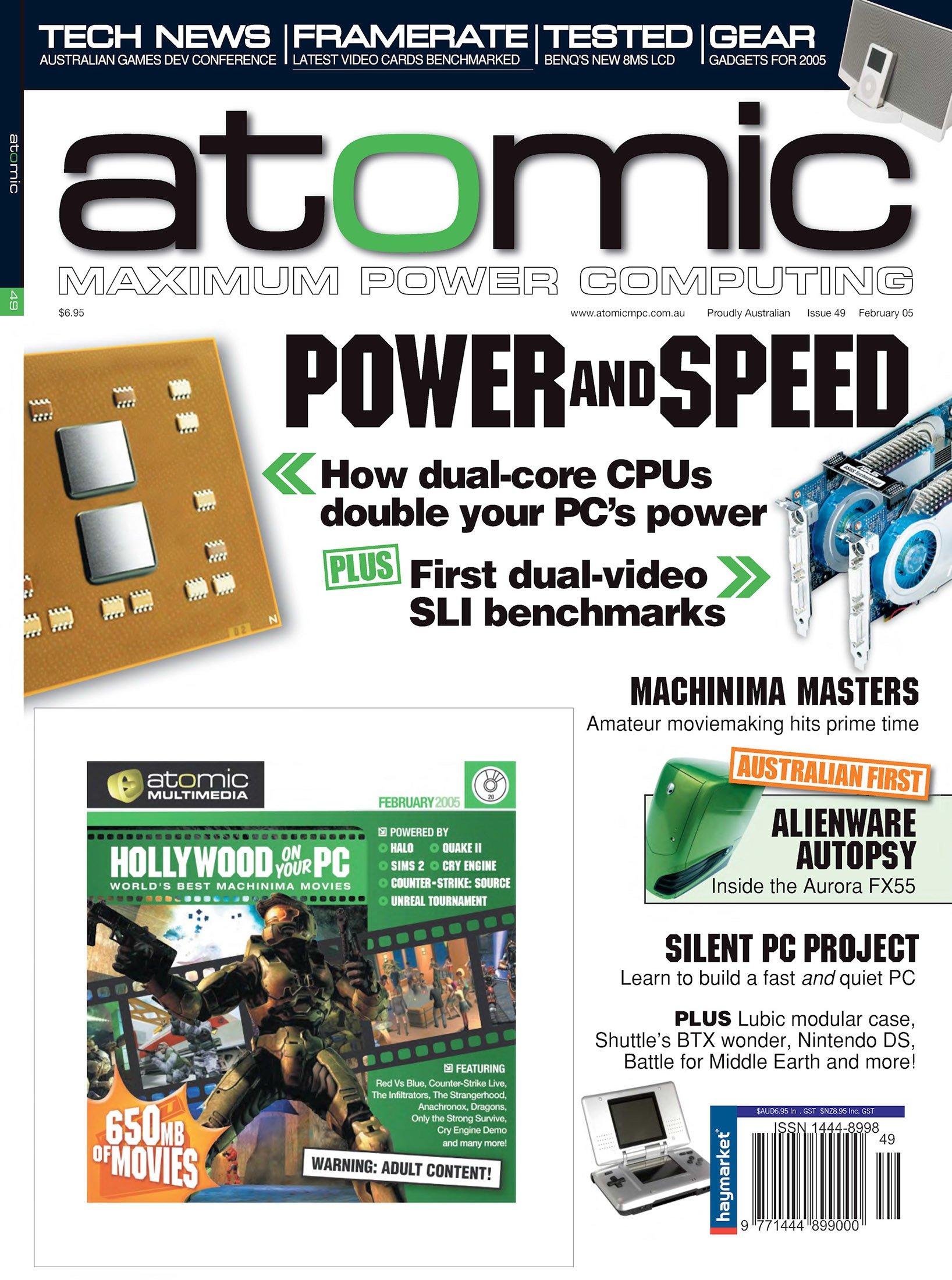 Atomic 049 (February 2005)