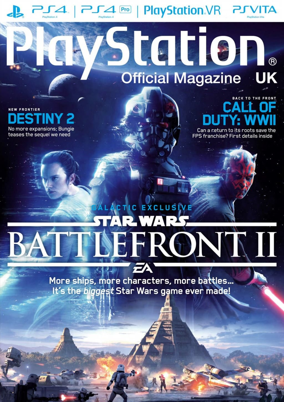 Playstation Official Magazine UK 136 (June 2017)