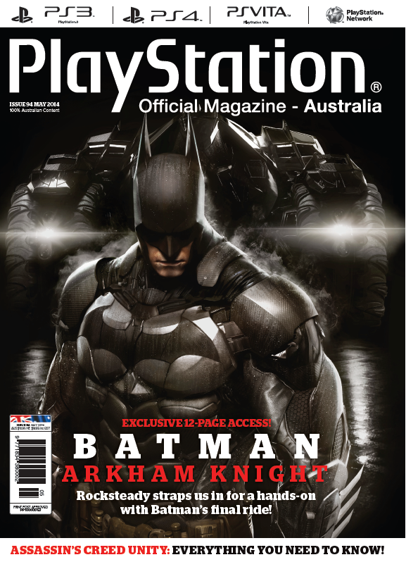 PlayStation Official Magazine Issue 094 (May 2014)