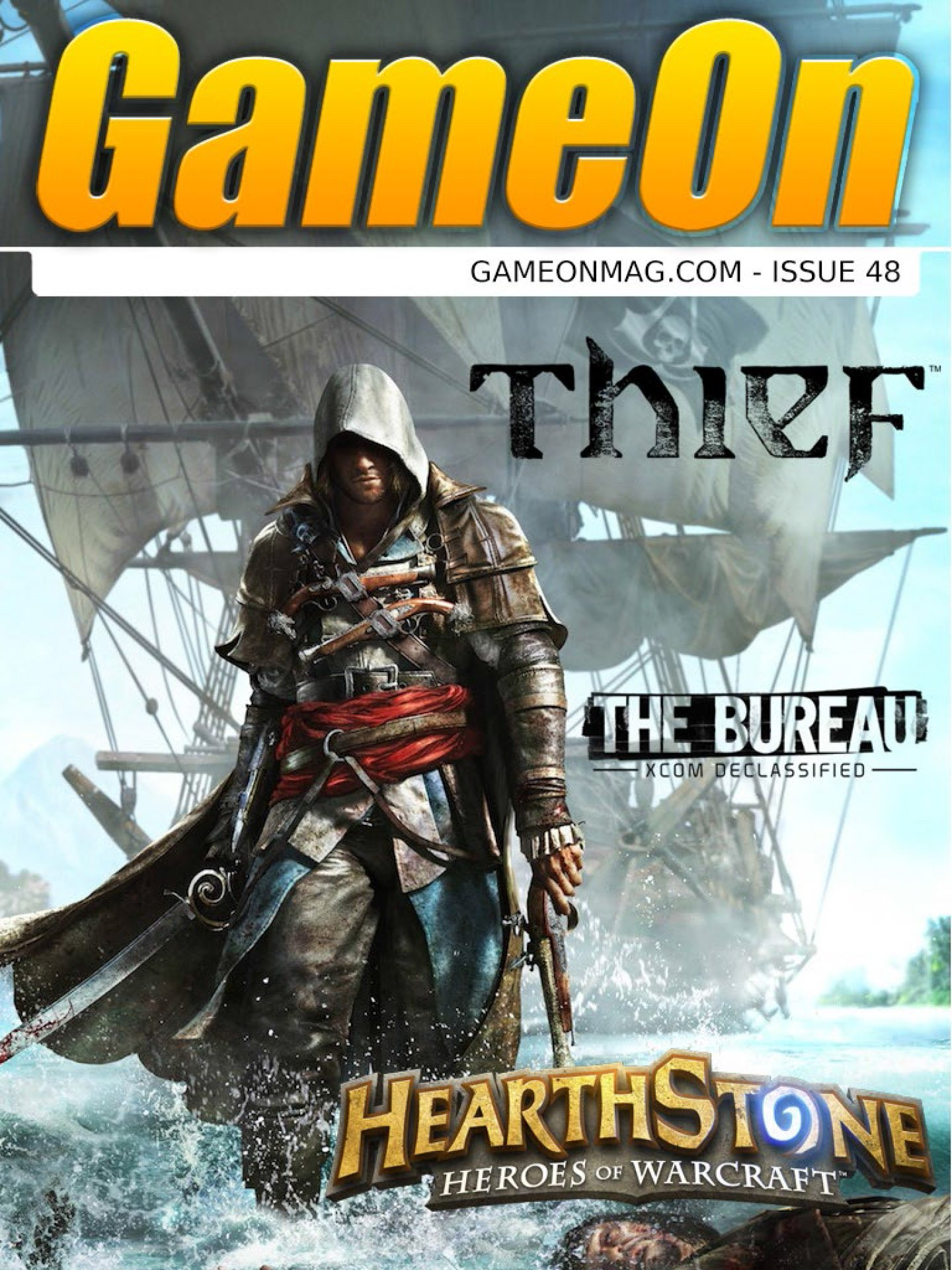 GameOn 048 (October 2013)