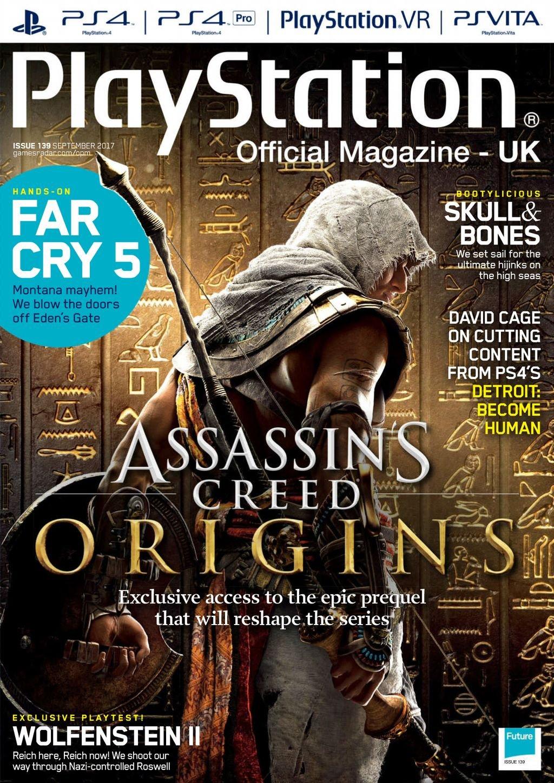 Playstation Official Magazine UK 139 (September 2017)