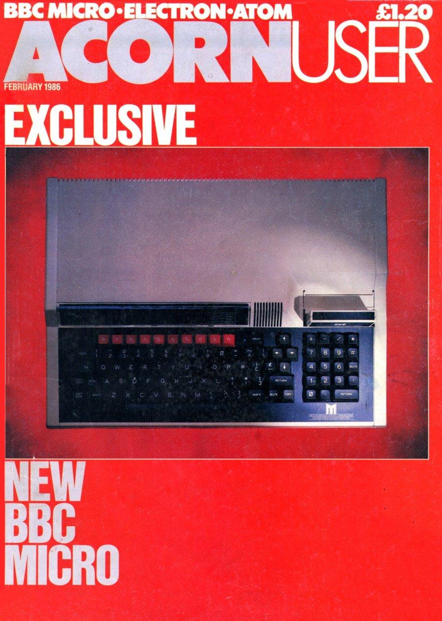 Acorn User 043 (February 1986)