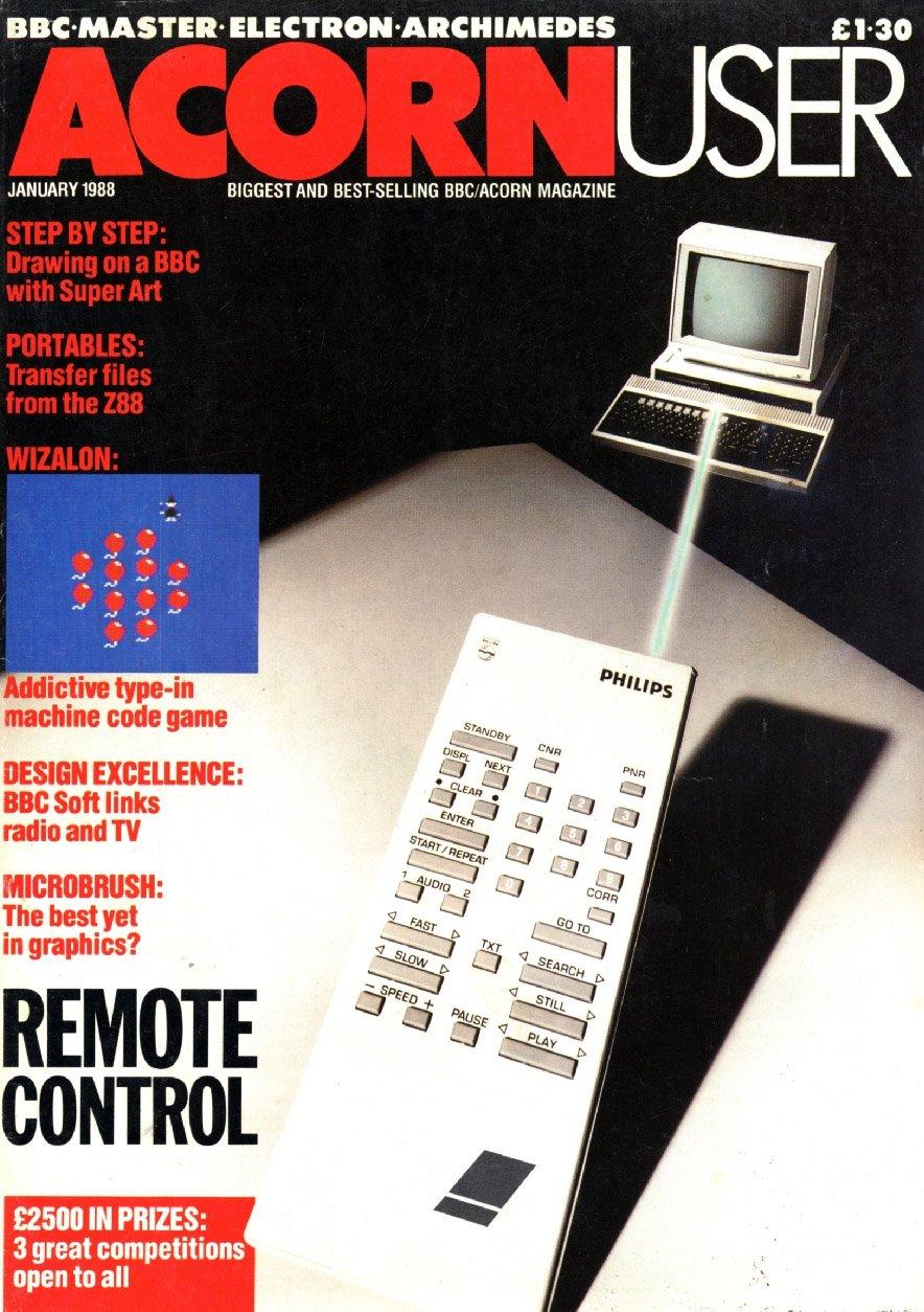 Acorn User 066 (January 1988)