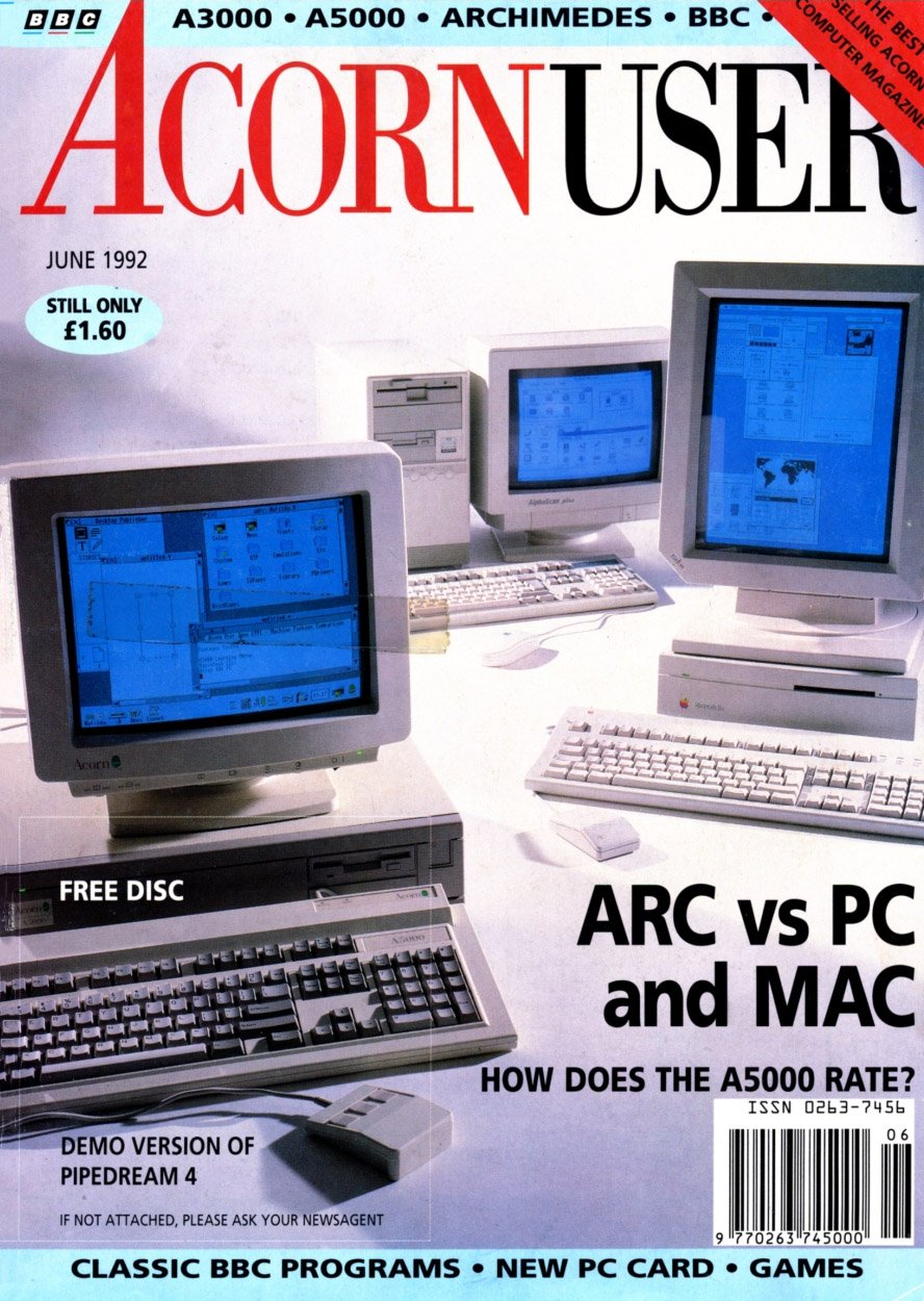 Acorn User 119 (June 1992)