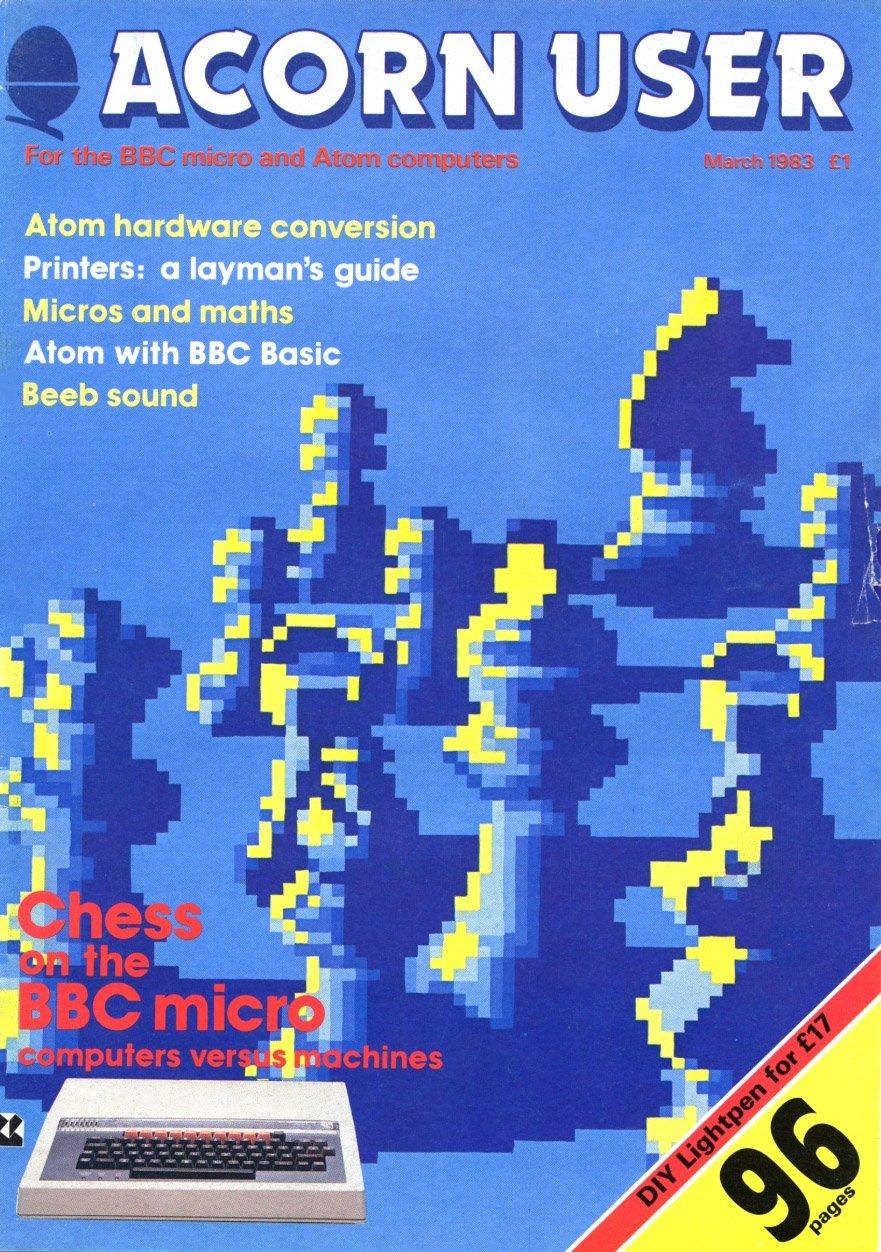 Acorn User 008 (March 1983)