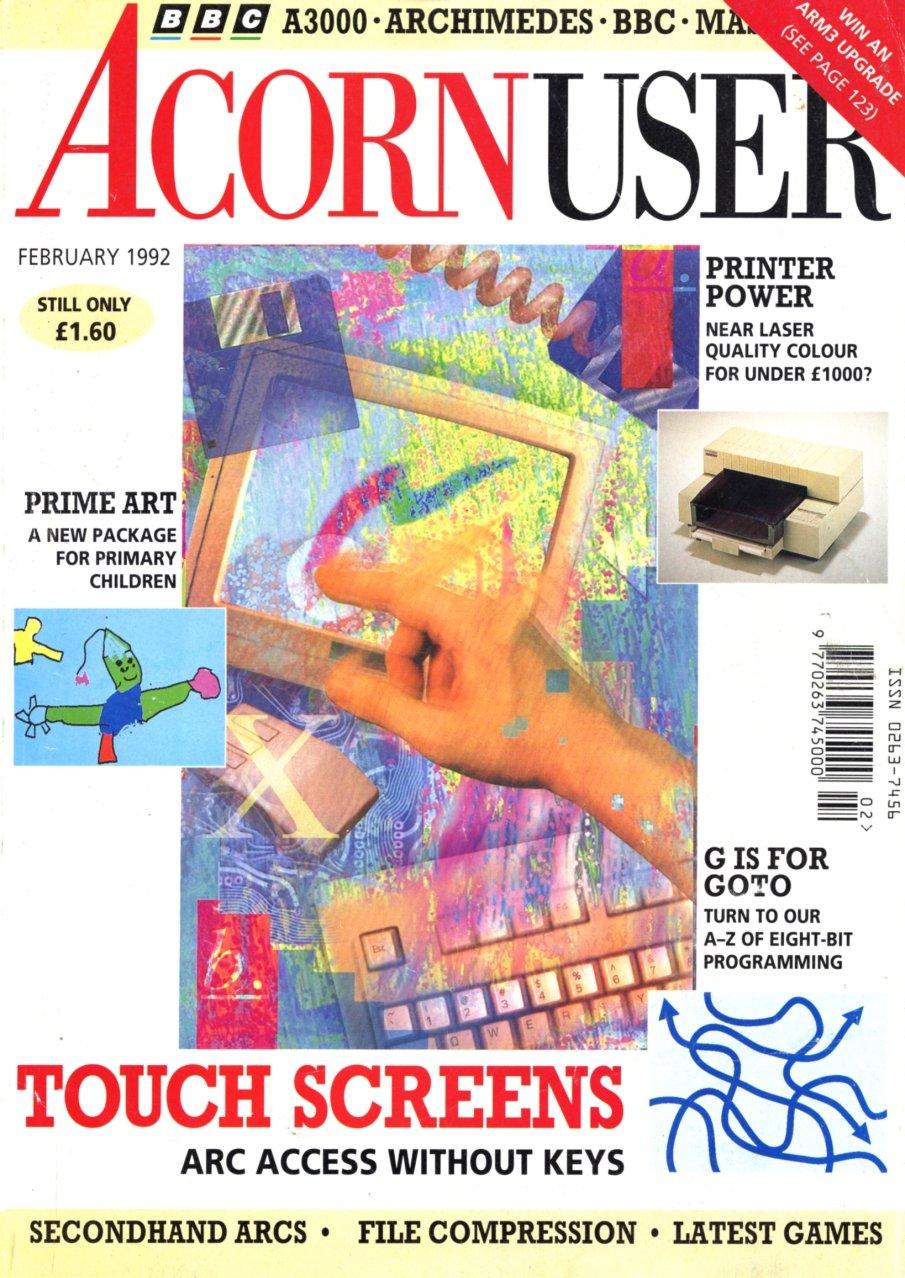 Acorn User 115 (February 1992)