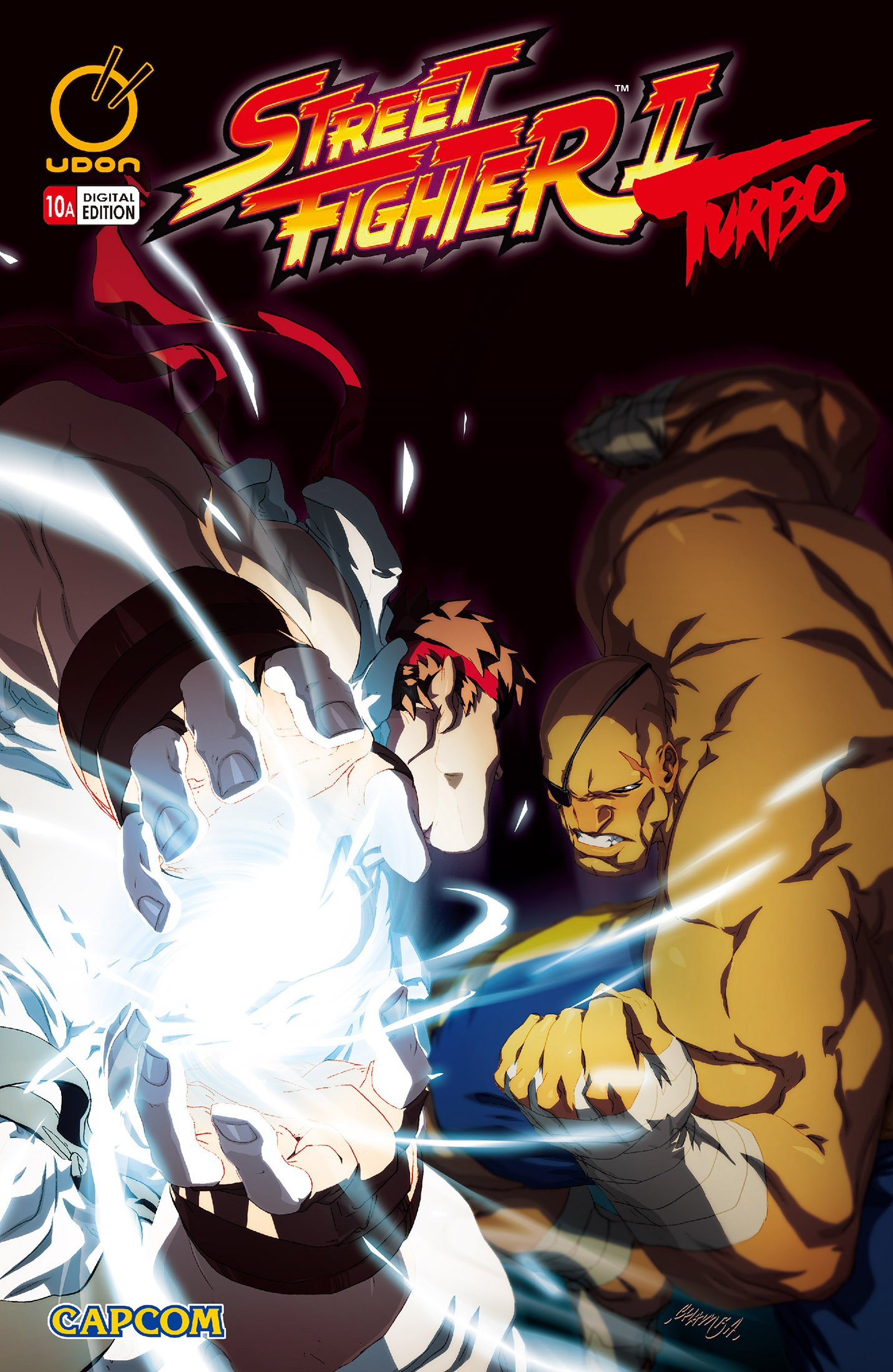 Street Fighter II Turbo 010 (December 2009) (cover a)