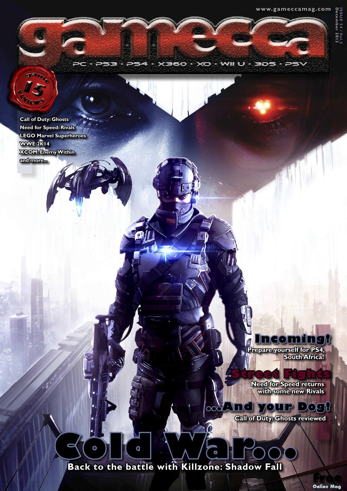 Gamecca 054 (December 2013)