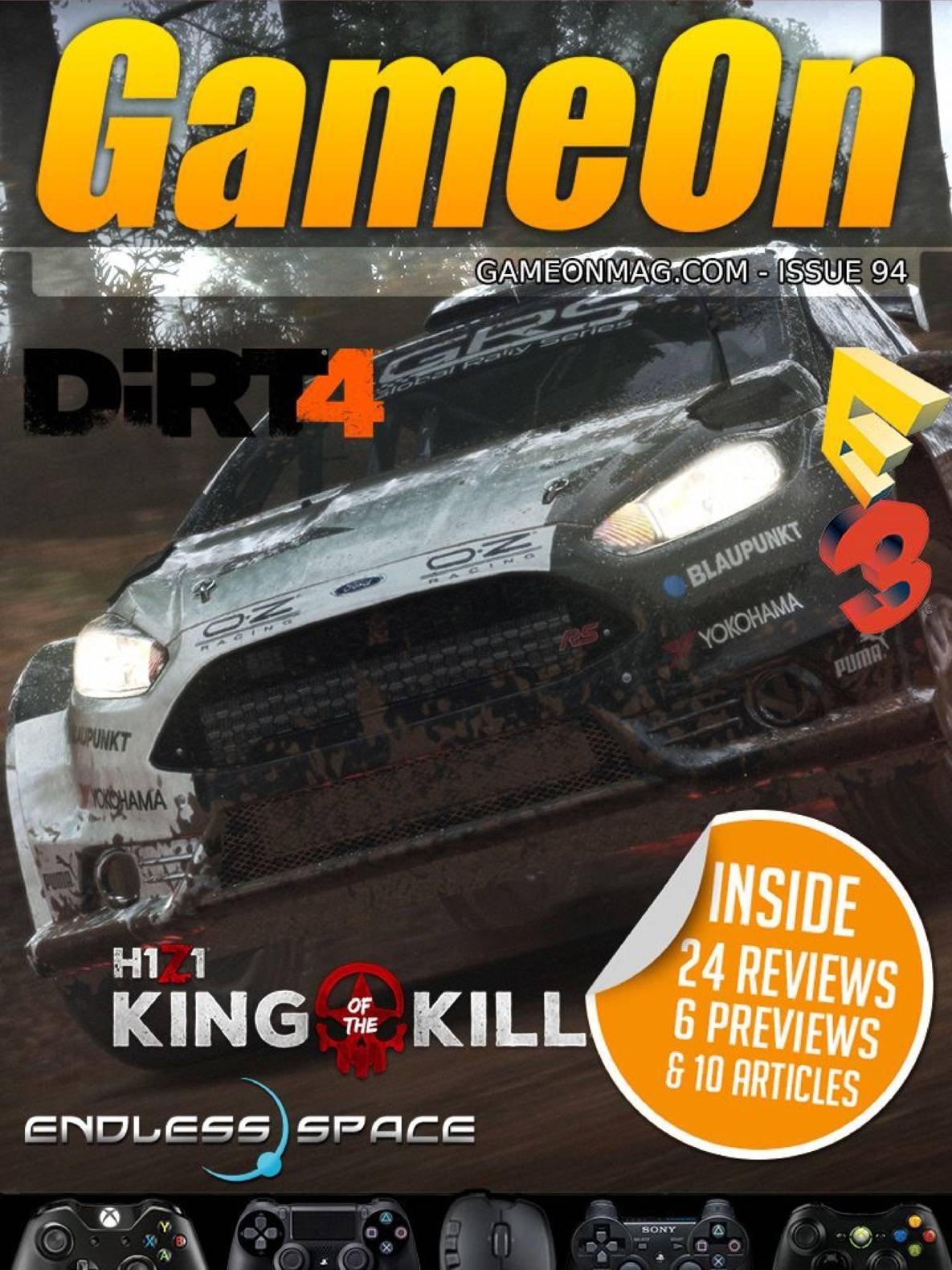 GameOn 094 (August 2017)