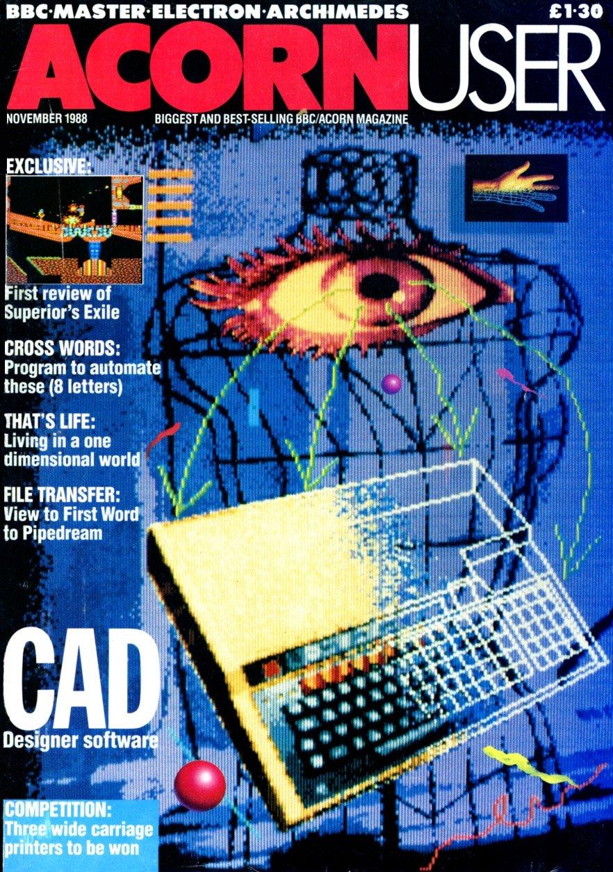 Acorn User 076 (November 1988)