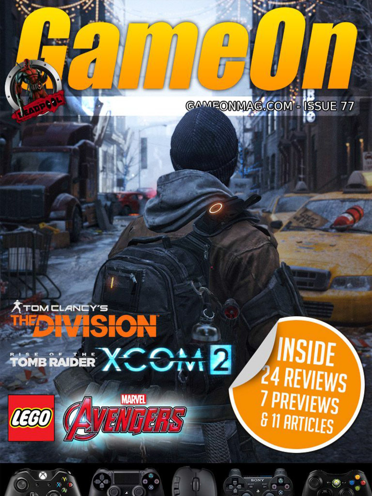 GameOn 077 (March 2016)
