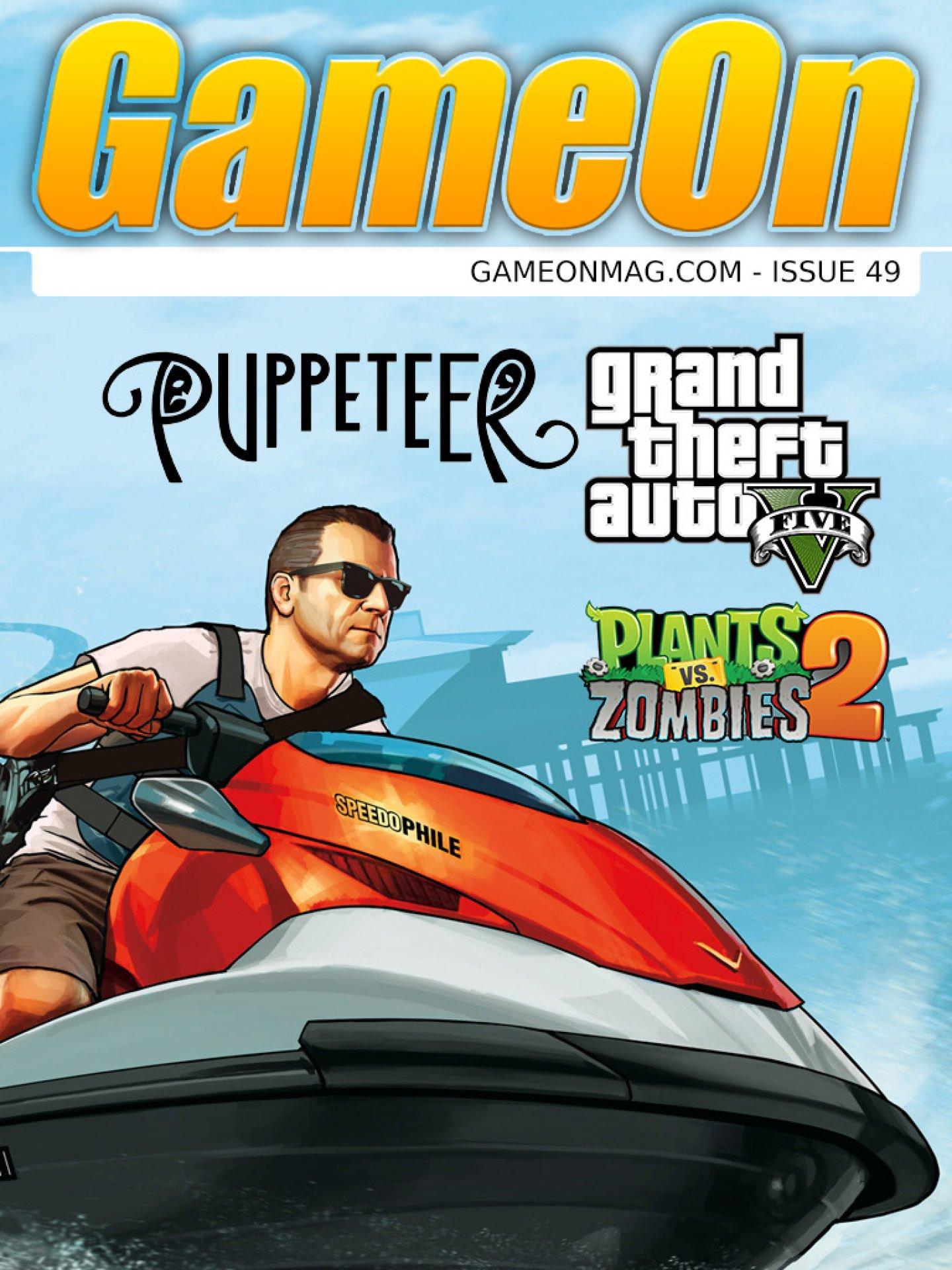 GameOn 049 (November 2013)