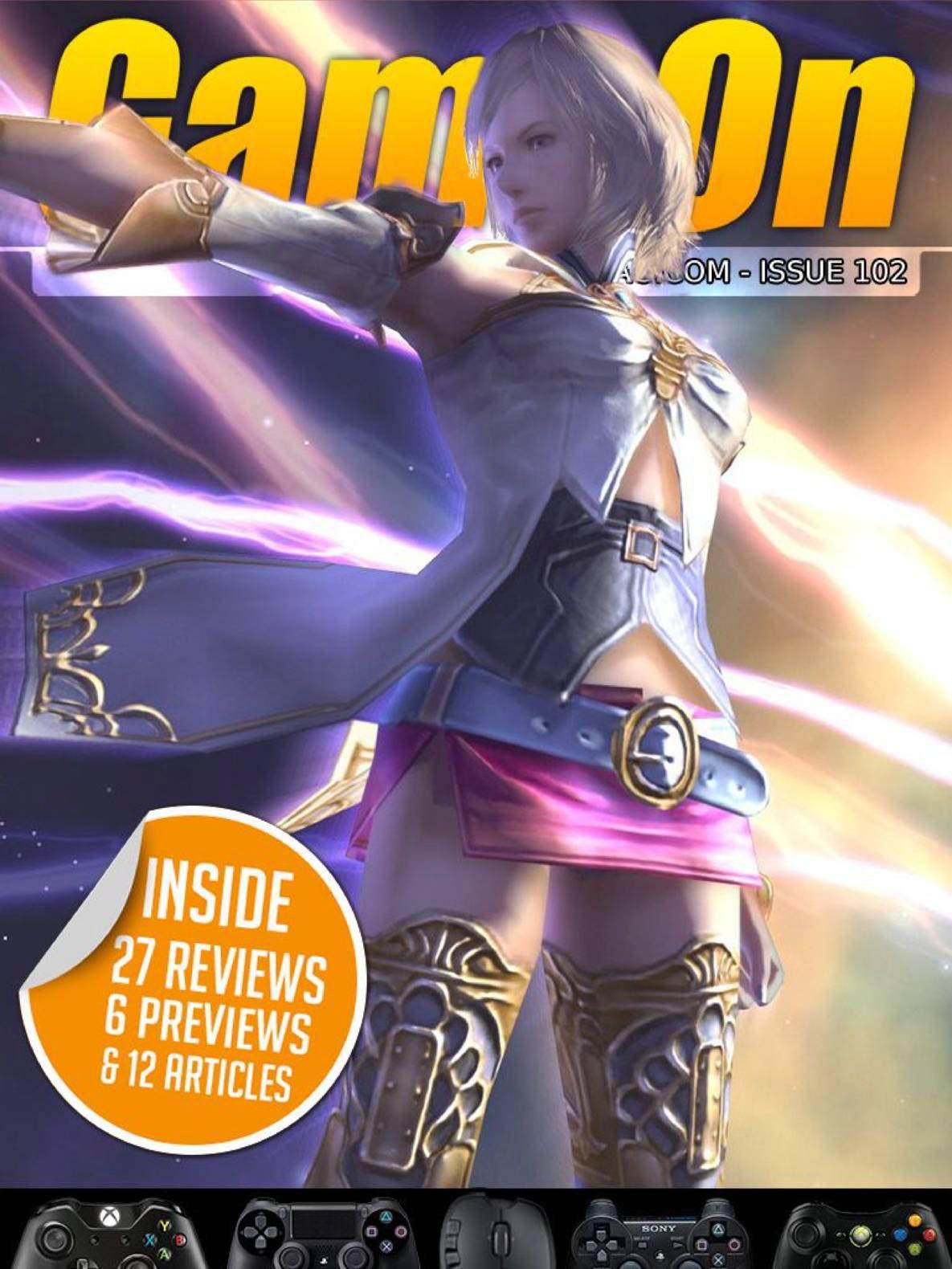 GameOn 102 (April 2018)