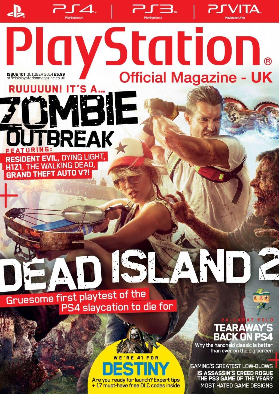 Playstation Official Magazine UK 101 (October 2014)