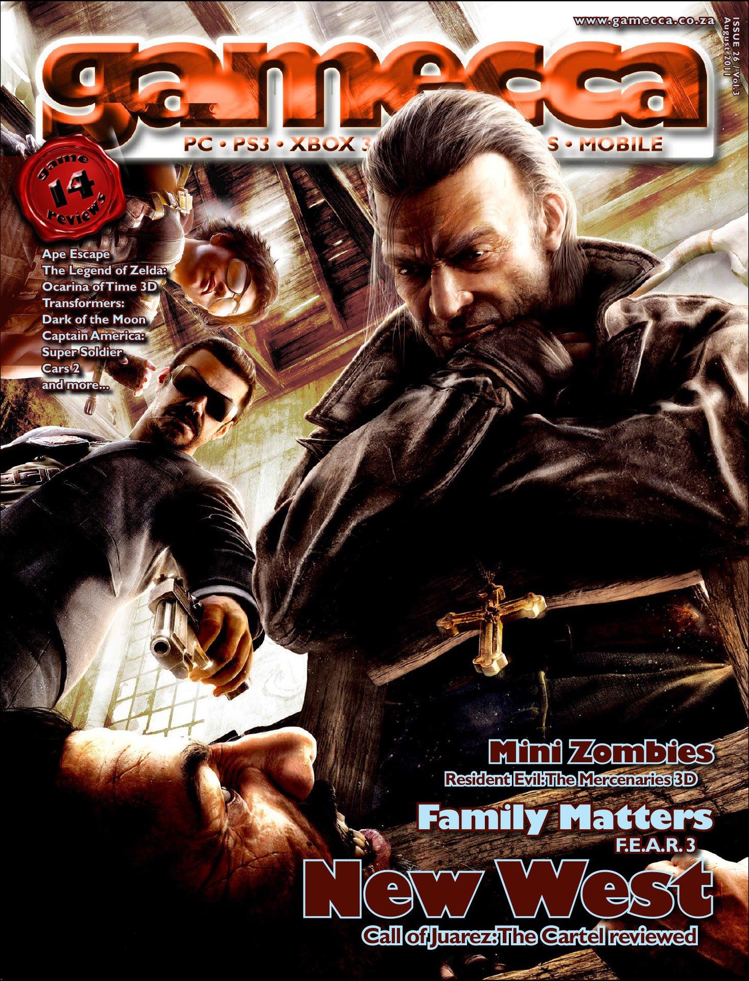 Gamecca 026 (August 2011)
