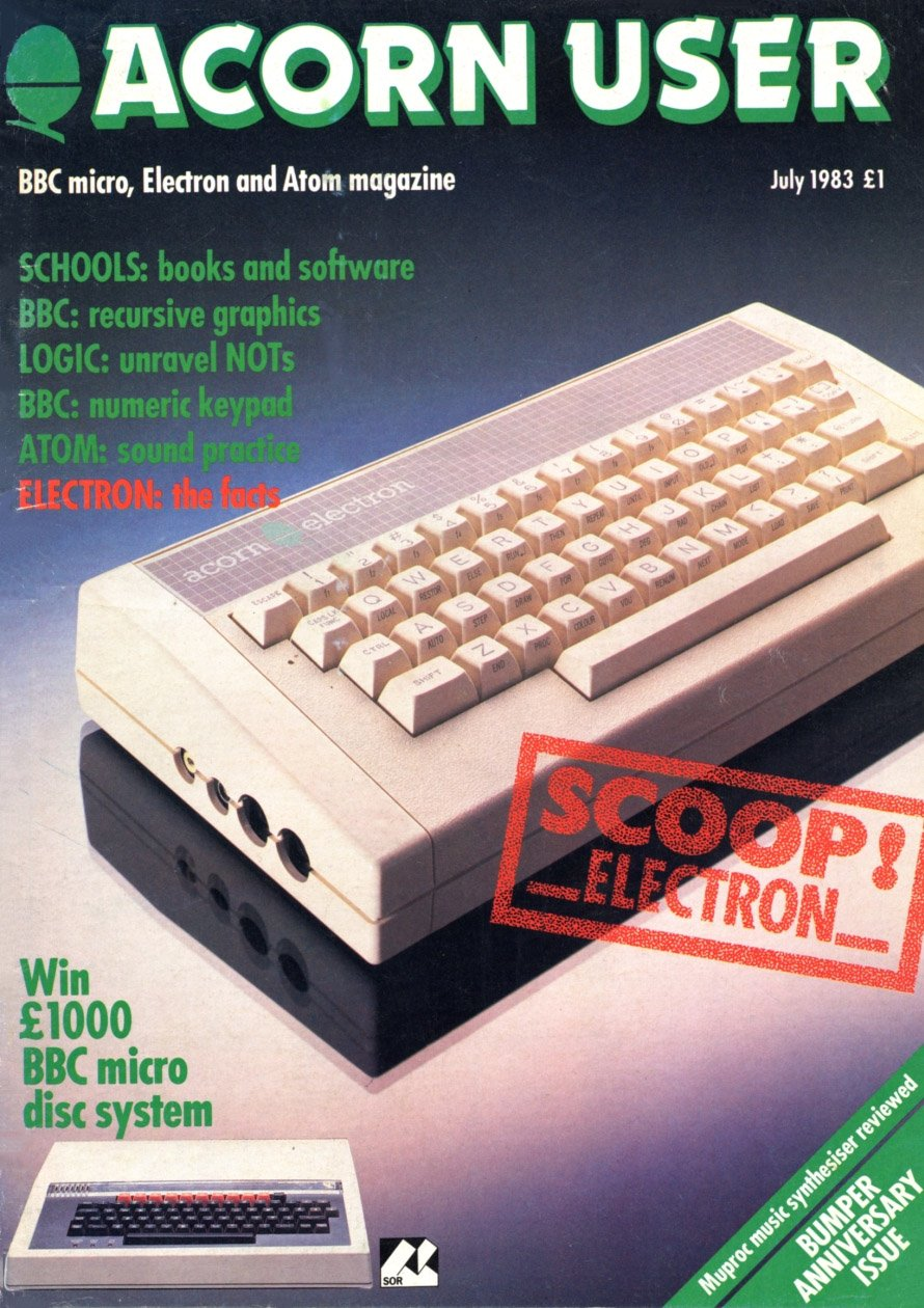 Acorn User 012 (July 1983)