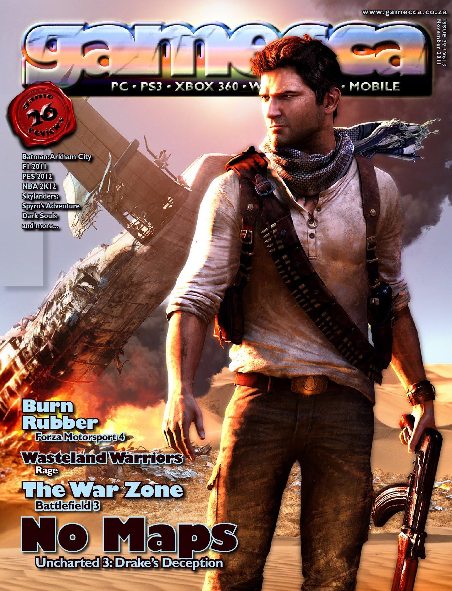 Gamecca 029 (November 2011)