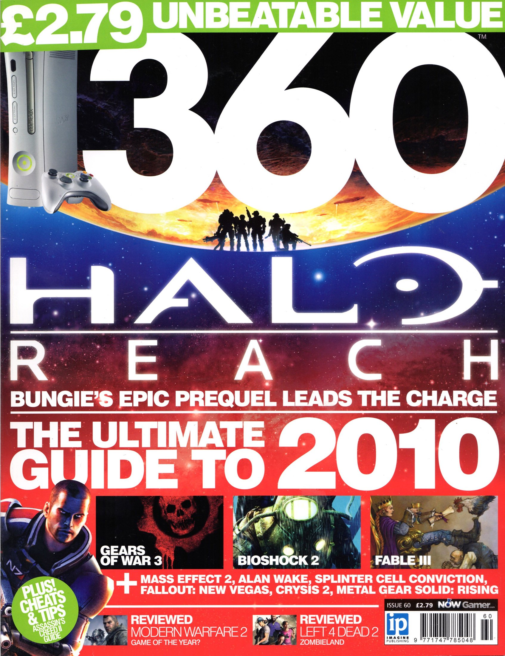 360 Issue 060 (March 2010)