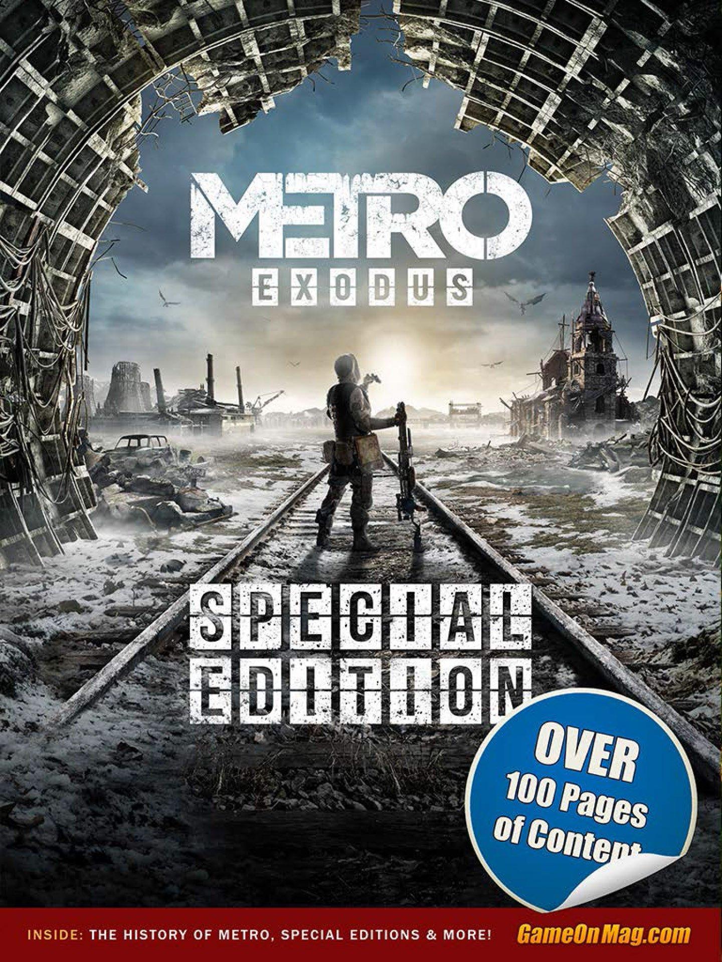 GameOn Metro Exodus Special Edition (2019)