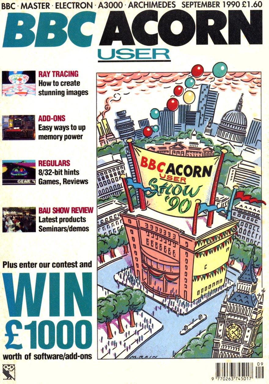 Acorn User 098 (September 1990)