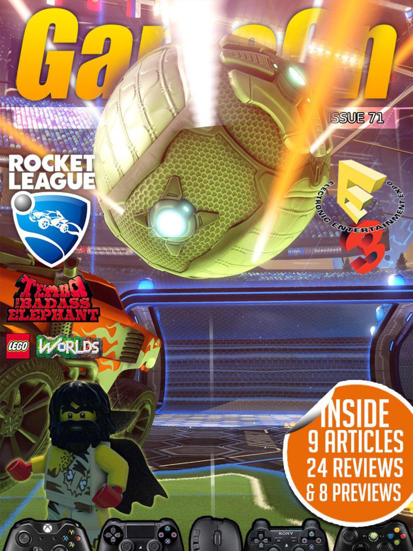 GameOn 071 (September 2015)