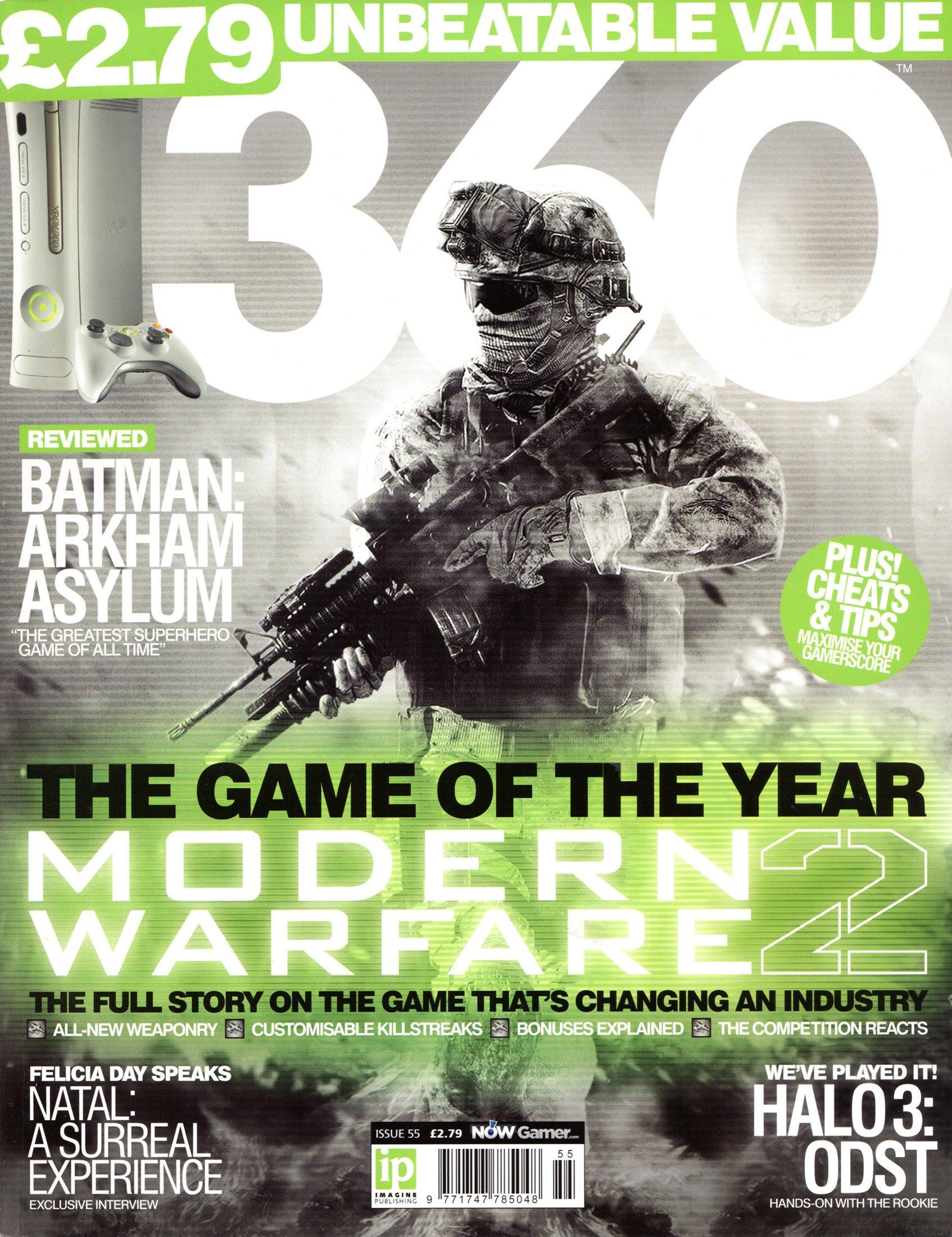 360 Issue 055 (November 2009)