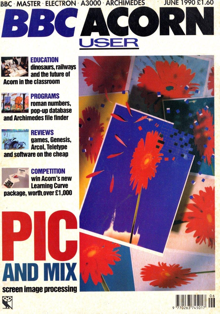 Acorn User 095 (June 1990)