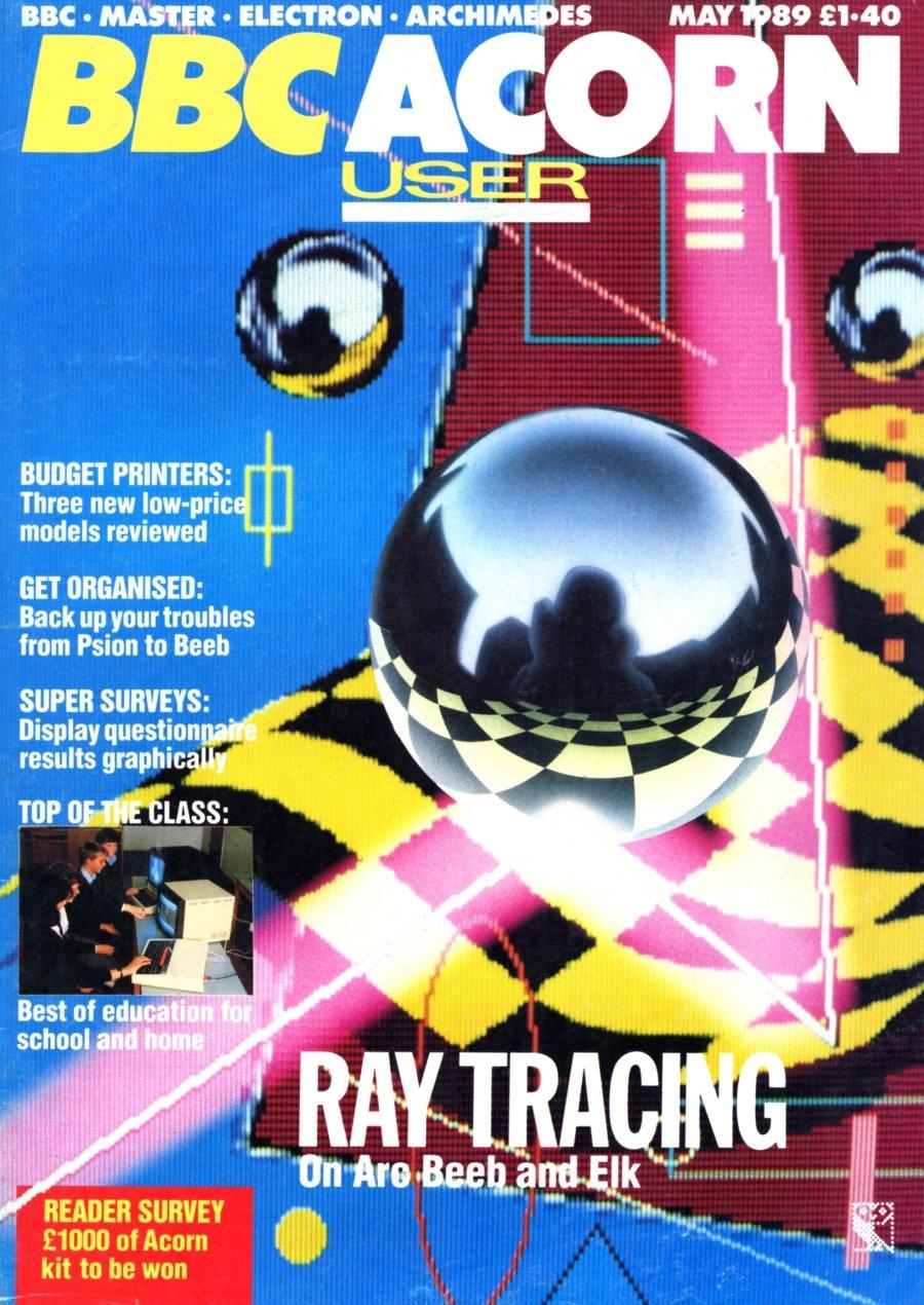 Acorn User 082 (May 1989)
